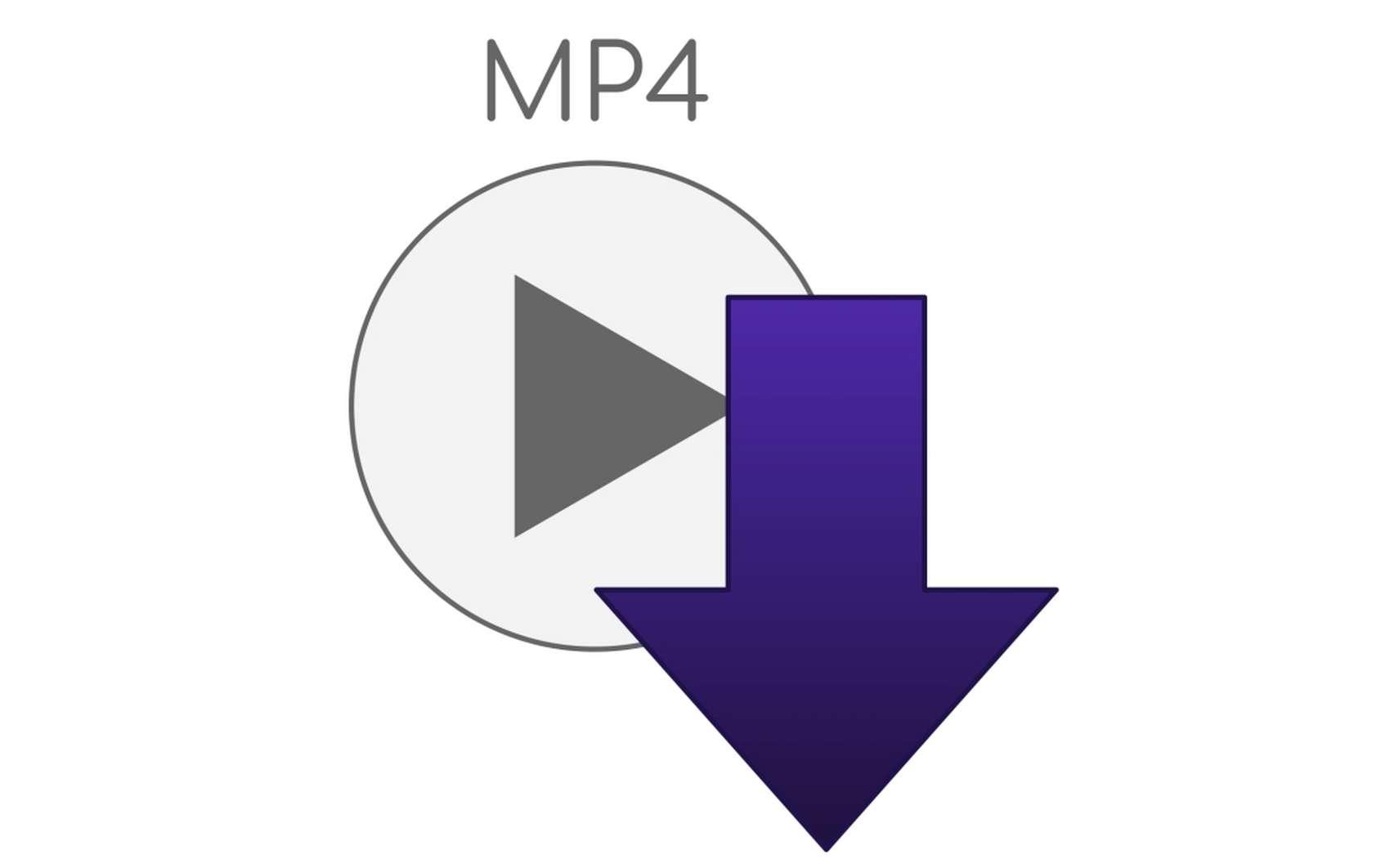 En téléchargeant une vidéo sur le web, vous pouvez la sauvegarder dans le format de votre choix © Pixabay
