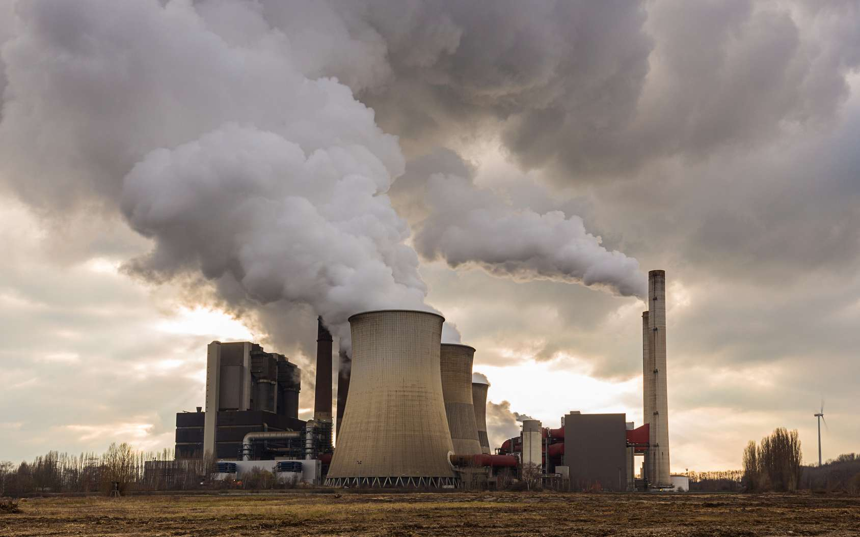 Il reste encore plus de 270 centrales à charbon en activité en Europe. © rcfotostock, Fotolia