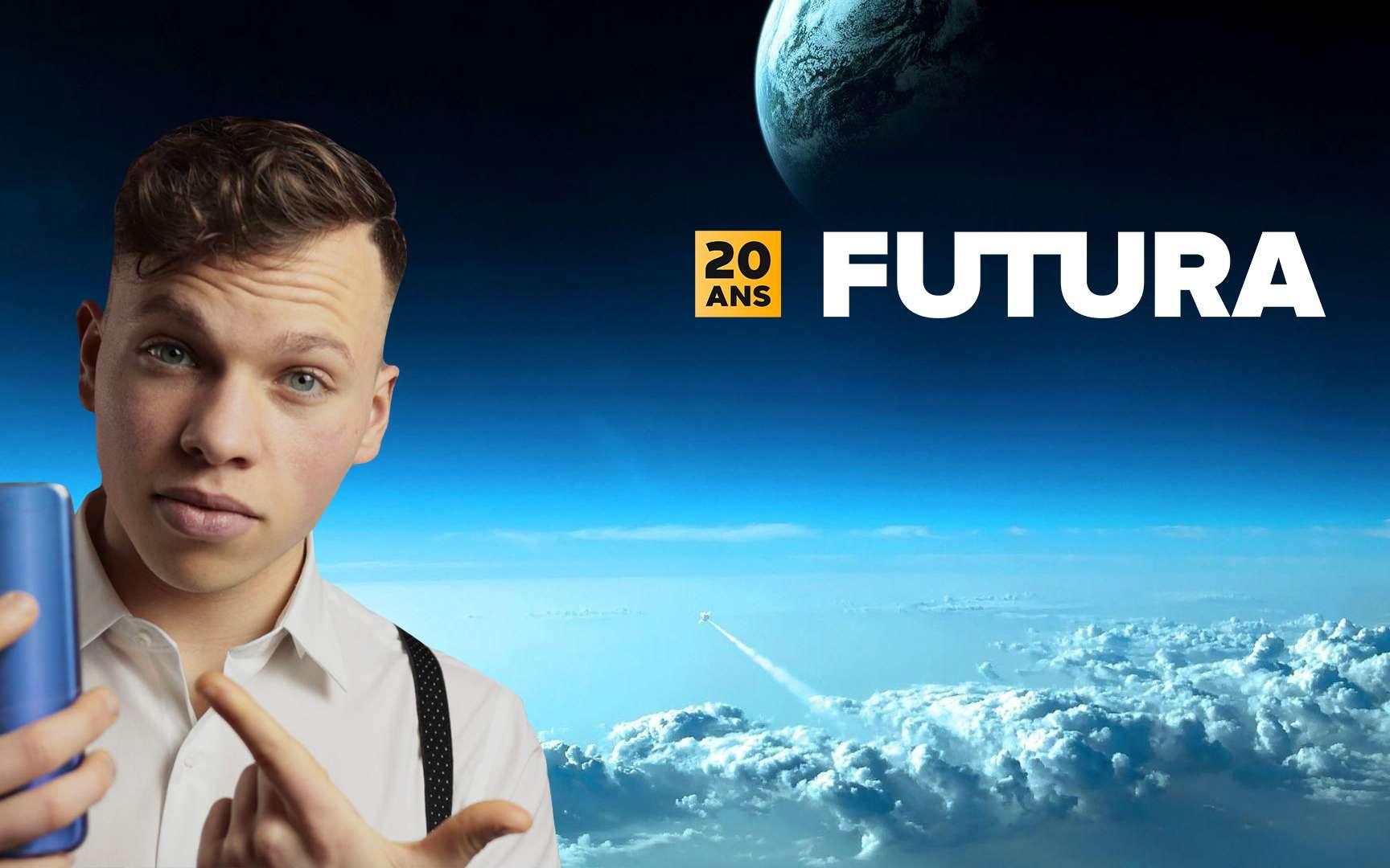 Futura s'apprête à dévoiler une nouvelle surprise à l'occasion de ses 20 ans. © LIGHTFIELD STUDIOS, Adobe Stock