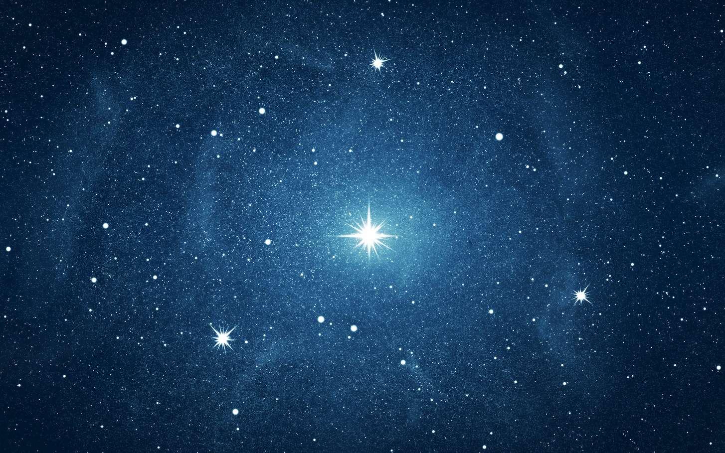 Certaines étoiles variables se révèlent à l'œil nu, mais la plupart ont été observées grâce à des instruments de plus en plus performants. © robert, fotolia