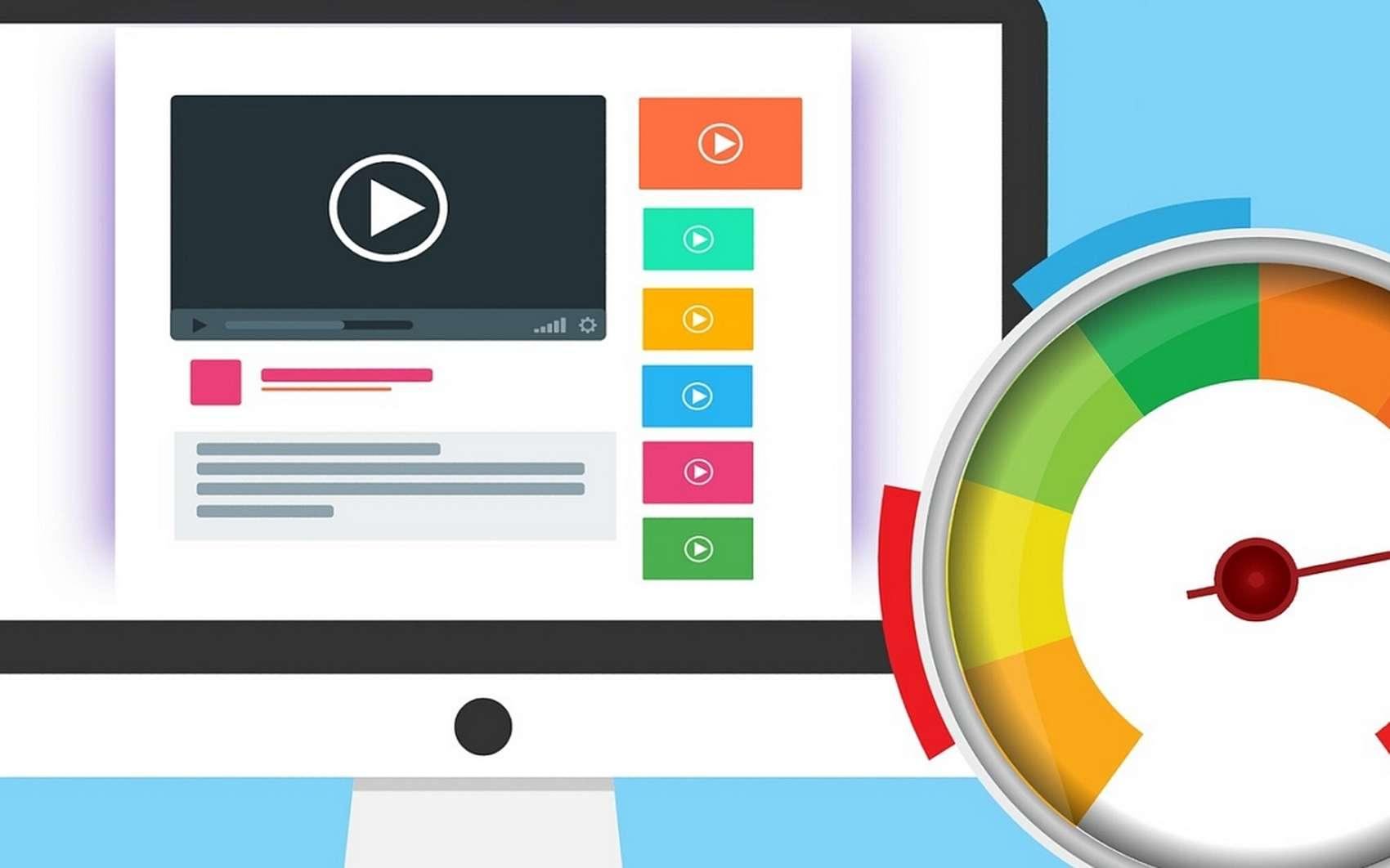 La première chose avant de démarrer le streaming d'une vidéo en direct est de disposer d'une connexion Internet fournissant une bande passante d'upload stable et performante. © Pixabay.com