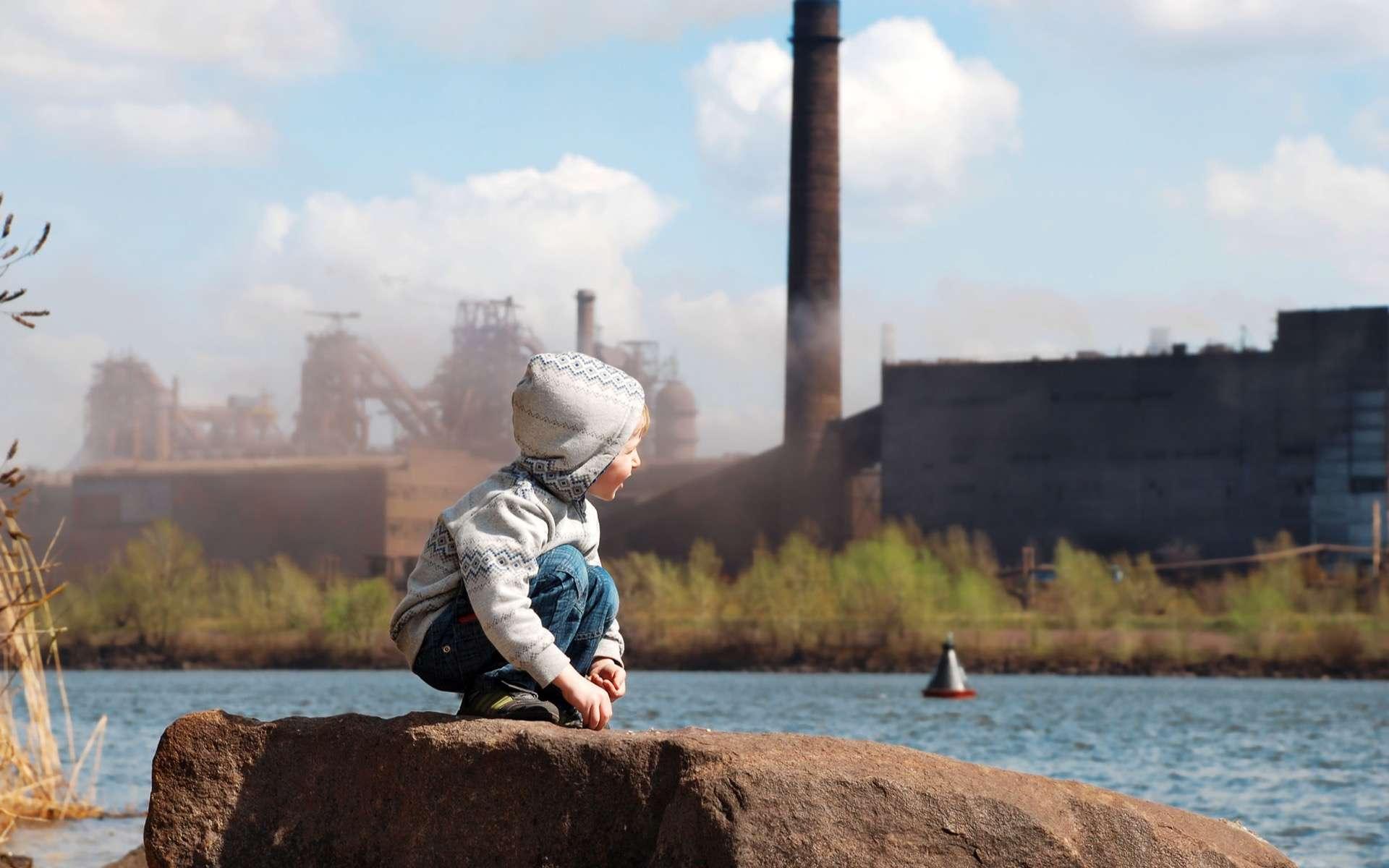 La pollution atmosphérique tue. L'OMS revoit ses critères d'évaluation des polluants à la hausse afin d'éviter des millions de morts. © Soloviova Liudmyla, Adobe Stock
