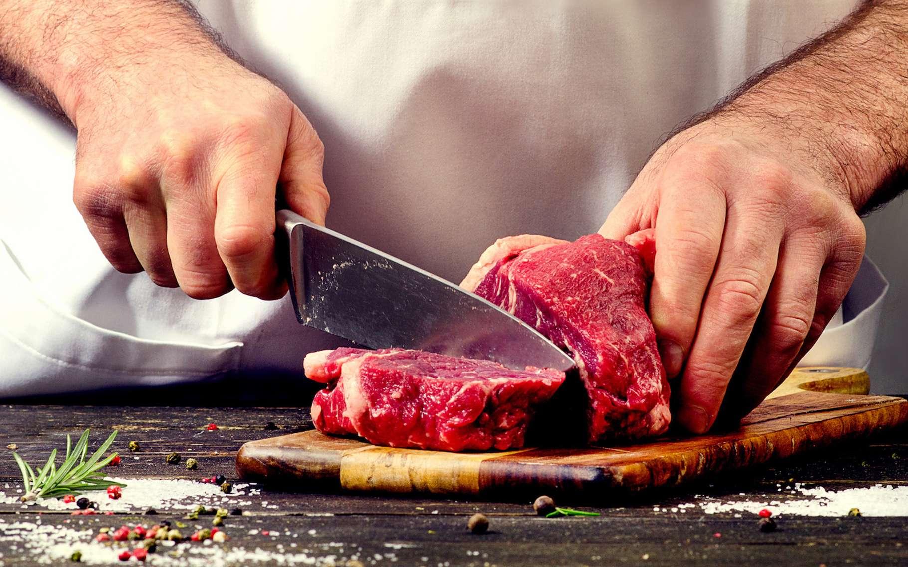 En septembre 2018, James Cole, un archéologue de l'université de Brighton (Royaume-Uni), s'est vu décerner un prix IgNobel. Ses travaux nous révèlent que nutritionnellement parlant, la viande humaine ne vaut pas le coup d'être mangée ! © bit24, Fotolia
