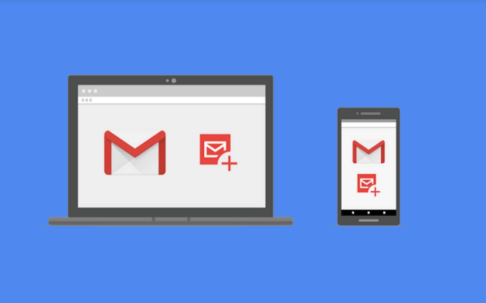 Avec AMP, il sera possible de remplir des formulaires, répondre à des sondages ou consulter des pages sans quitter sa boîte de réception. © Google