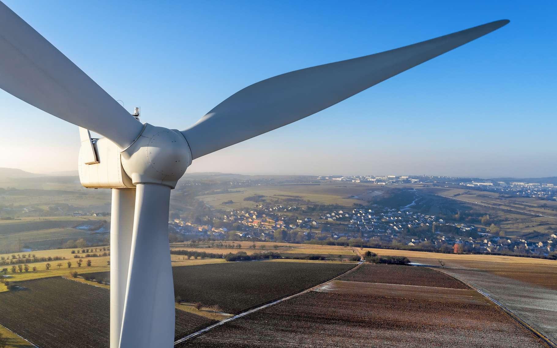 La France bénéficie du gisement éolien le plus important en Europe, après le Royaume-Uni. © tobago77, Adobe Stock