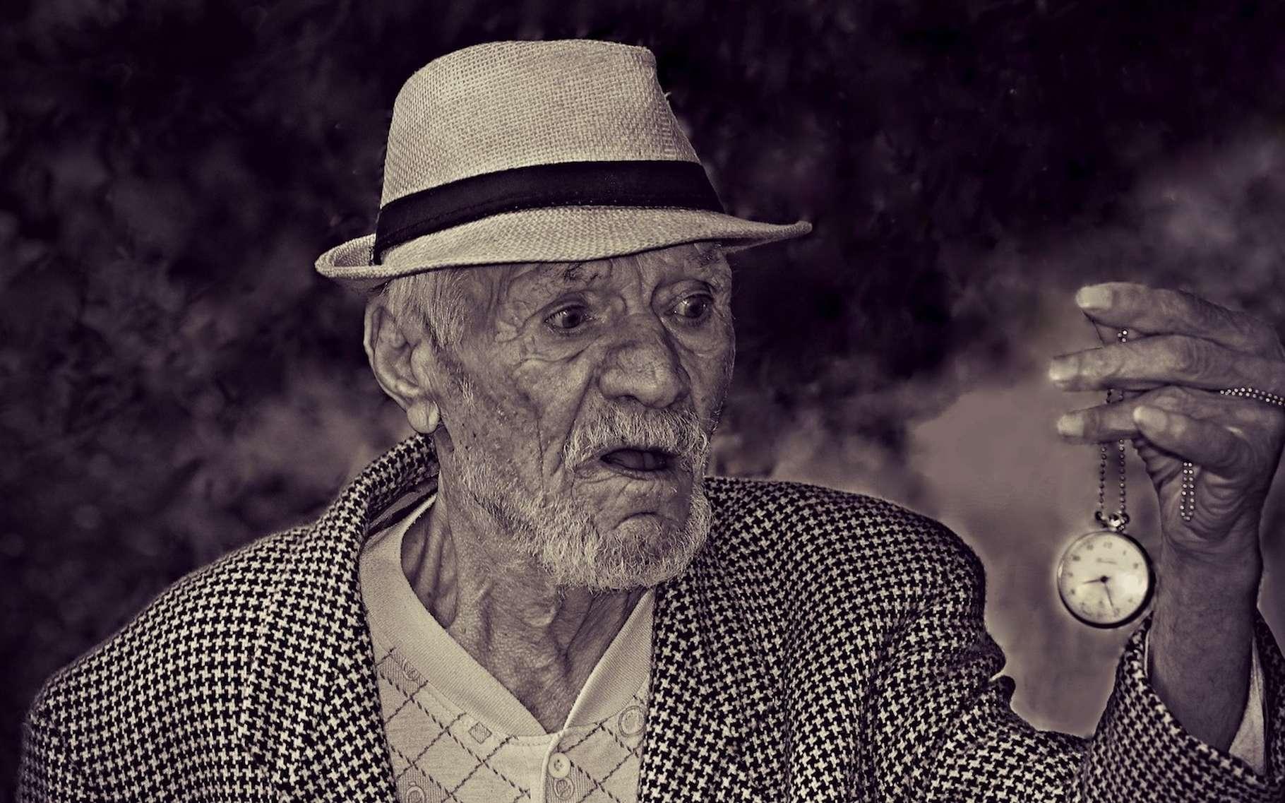 Selon une étude américaine, notre vieillissement serait commandé par des microARN libérés par des cellules souches présentes dans notre hypothalamus. © AdinaVoicu, Pixabay, DP
