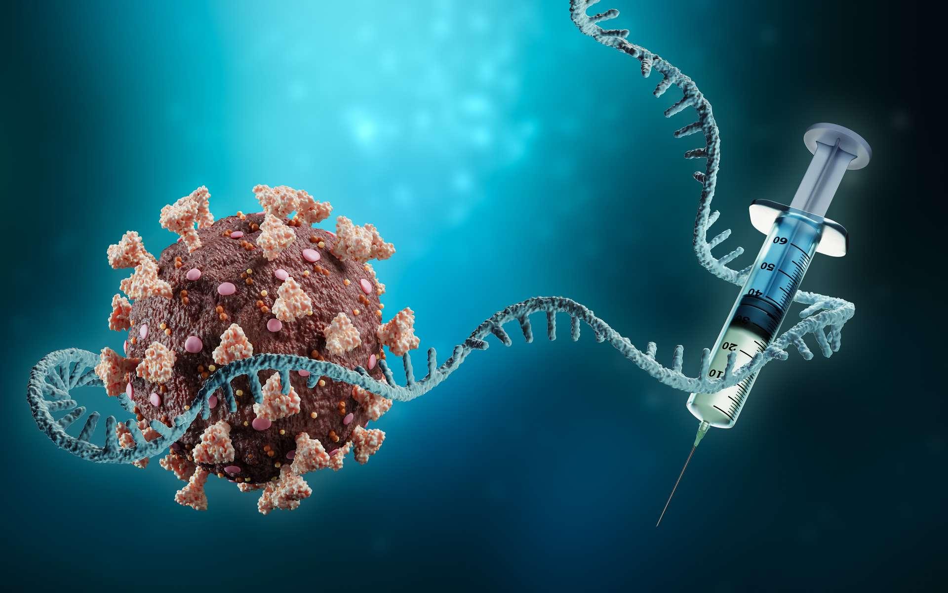 La vaccination avec la technologie de l'ARN messager suscite toujours beaucoup d'interrogations. © Matthieu, Adobe Stock