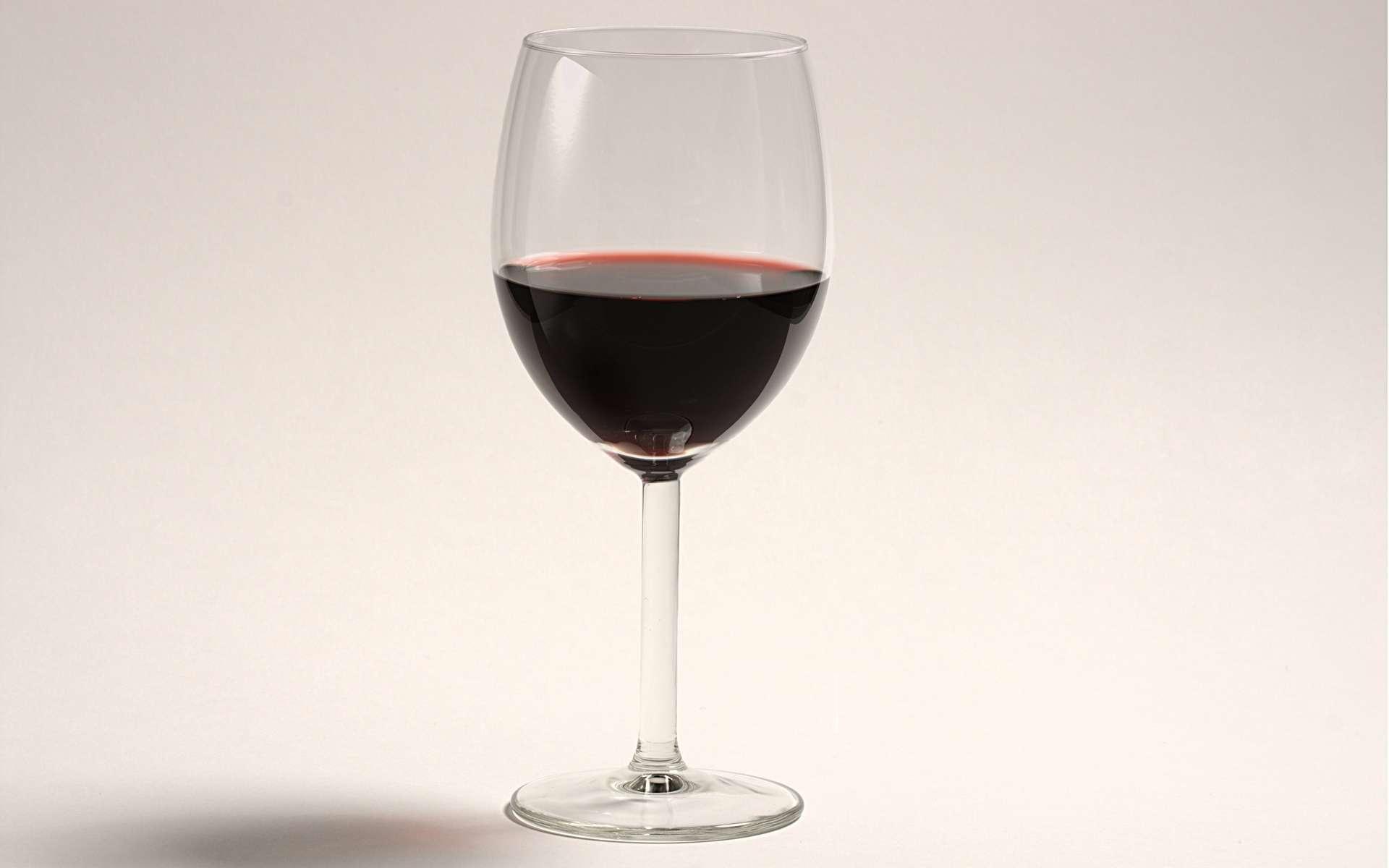 Un régime méditerranéen associé à un verre de vin rouge au dîner favoriserait l'augmentation du taux de bon cholestérol, abaisserait les composants du syndrome métabolique et améliorerait le sommeil. © David Restivo, Wikimedia Commons, CC by-sa 2.0