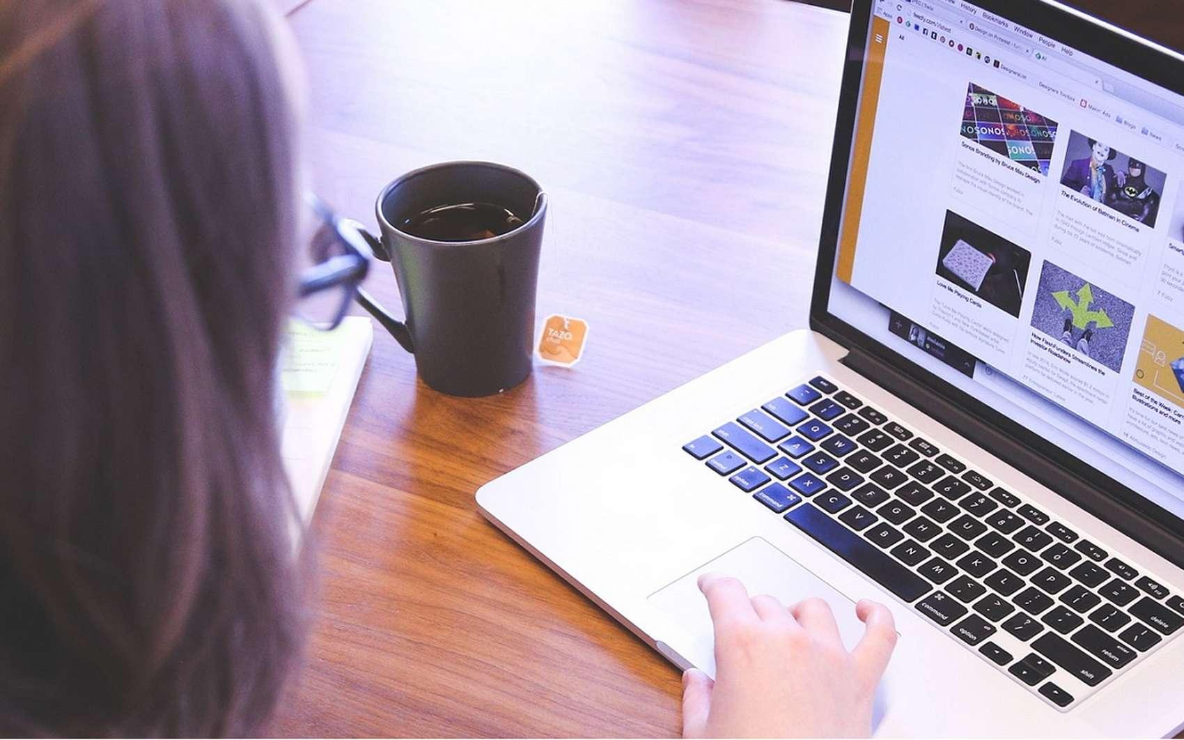 Futura vous explique comment effectuer une capture d'écran avec précision. © StartupStockPhotos, pixabay.com