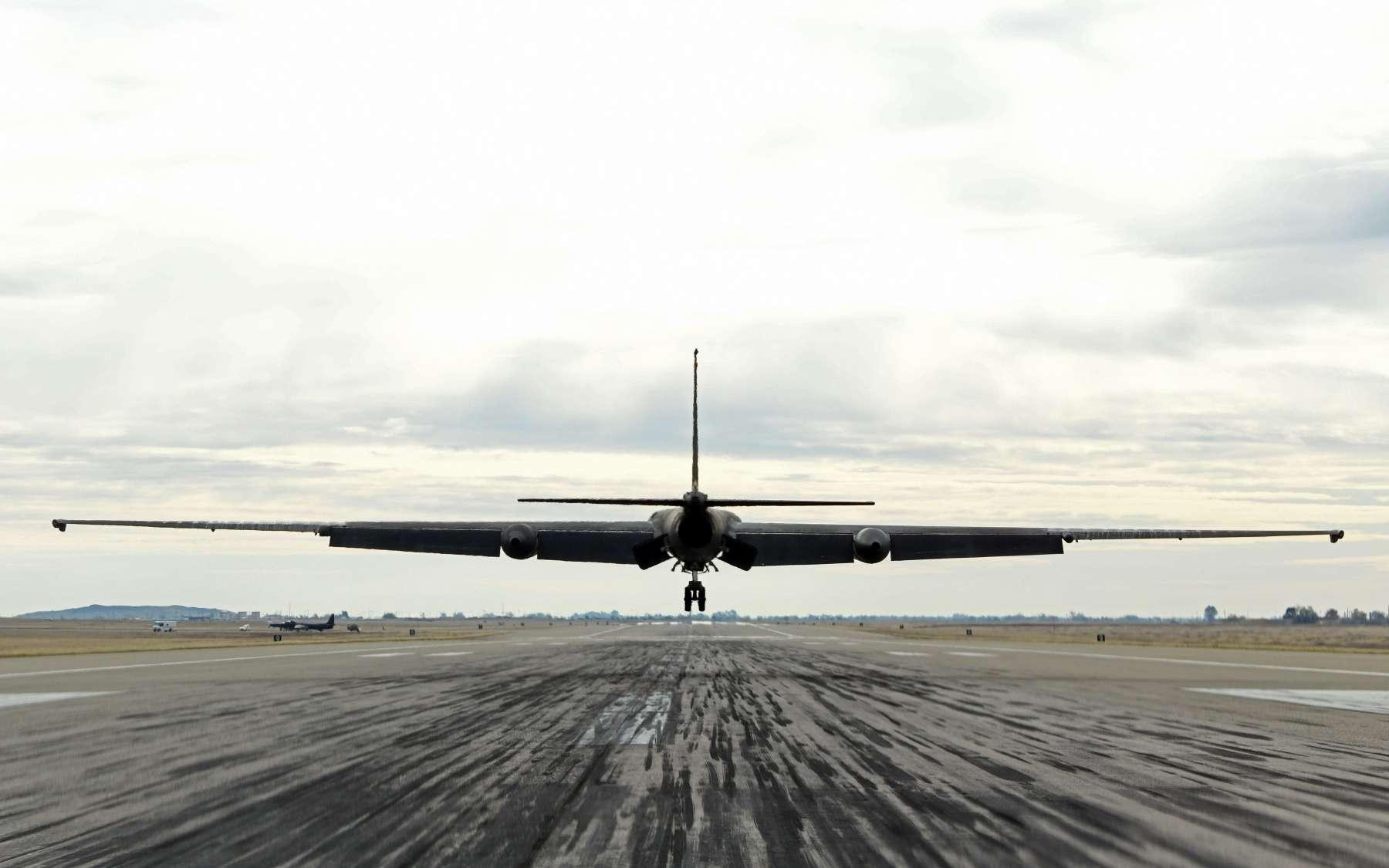 Un avion U-2 Dragon Lady décolle aux États-Unis, embarquant pour la première une intelligence artificielle. © A1C Luis A.Ruiz-Vazquez