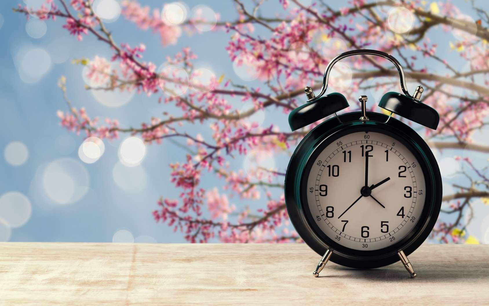 Le changement d'heure d'été a plus de 100 ans ! © maglara, fotolia