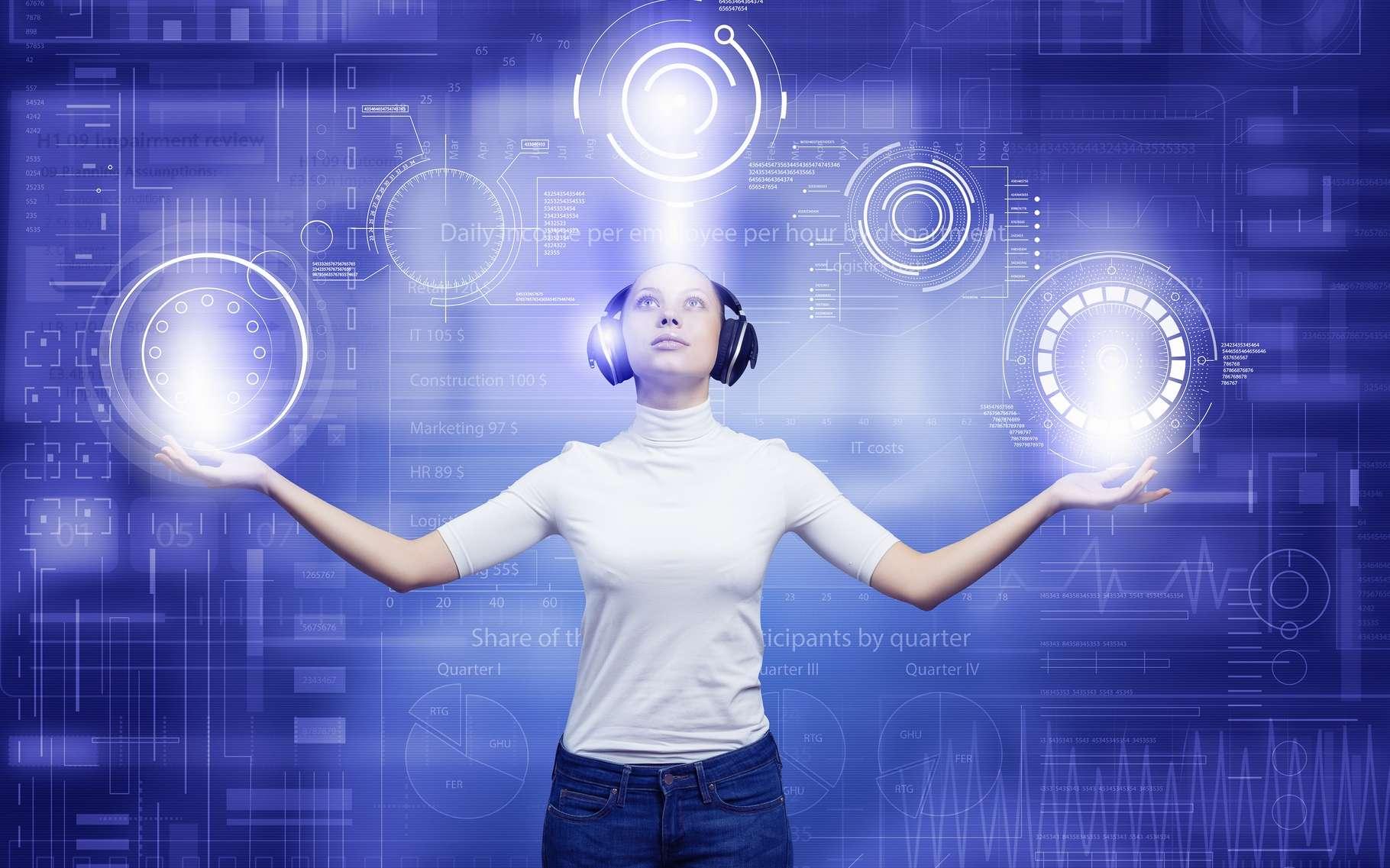 Les objets connectés seraient davantage que des gadgets. Ils emmagasinent des données sur nos vies, qui sont commercialisables. Et ils transforment subrepticement nos habitudes et nos modes de pensée. © Sergey Nivens, Shutterstock