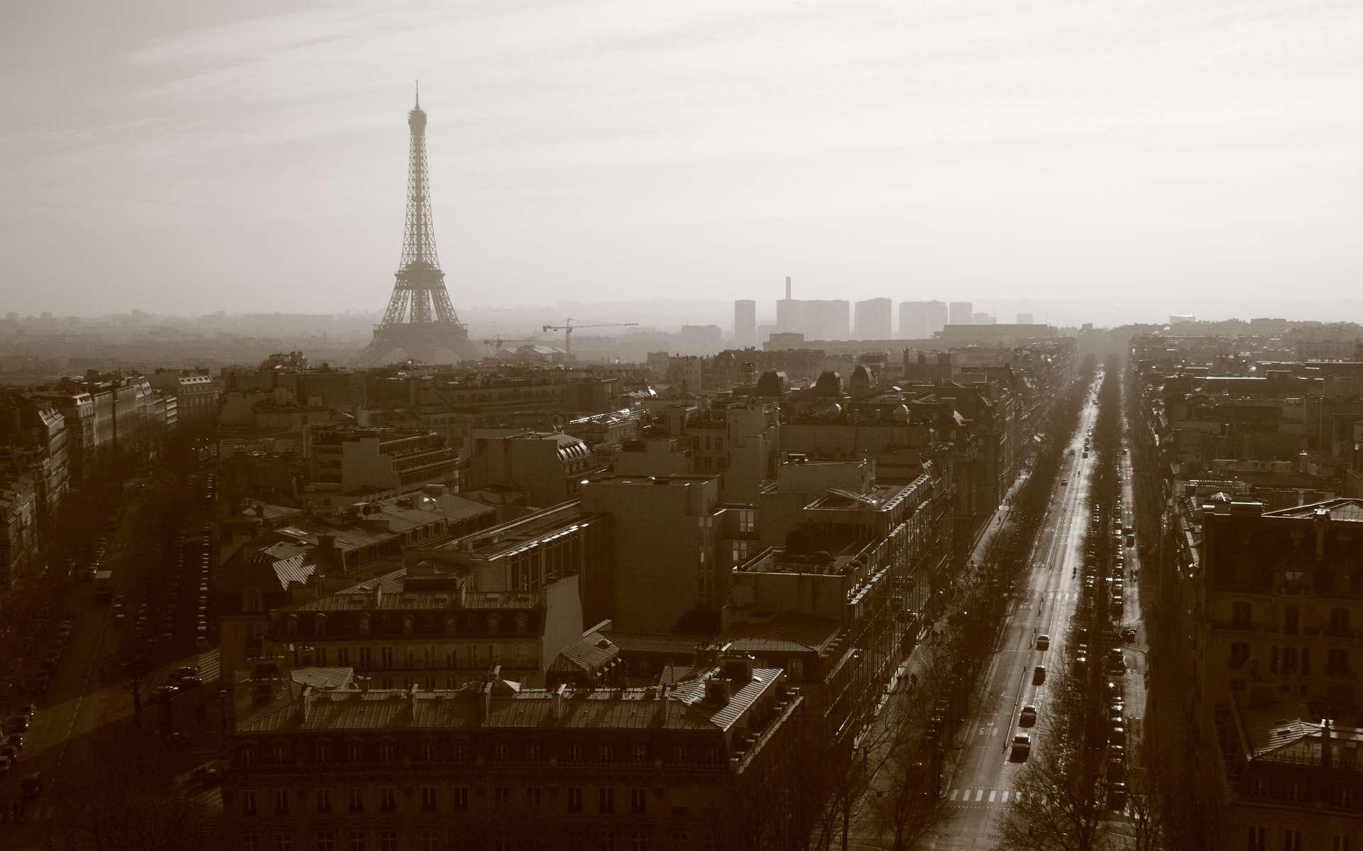 Les nanotubes de carbone présents dans les poumons des enfants se trouvent ailleurs dans la capitale. © Evan Bench, Flickr, CC by 2.0