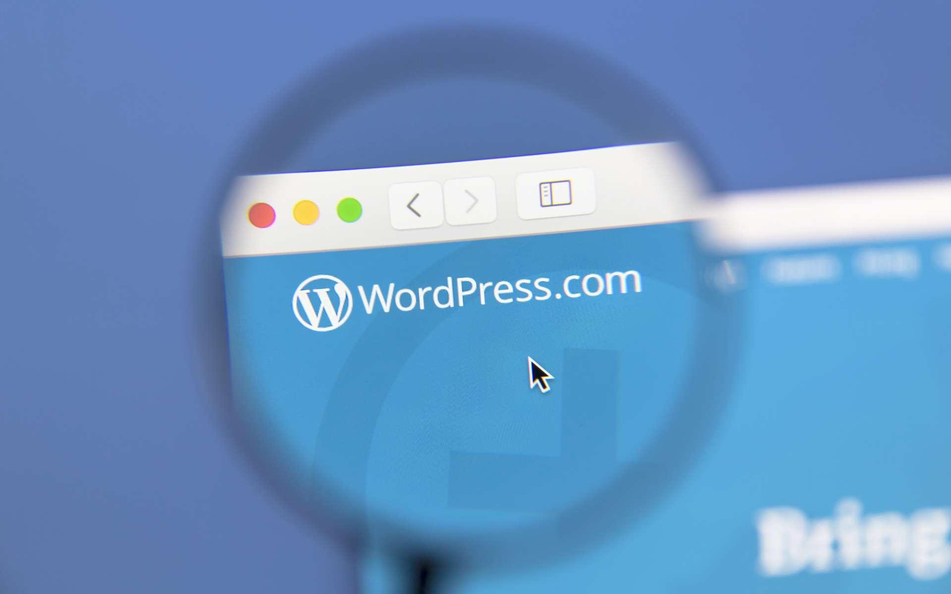 Formation WordPress : jusqu'à -89% de réduction en bon plan avec Udemy