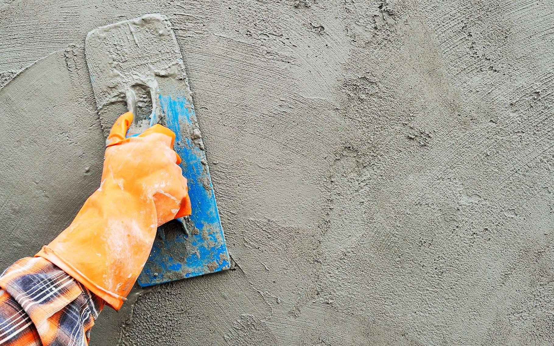 Papier Peint Effet Crepi le crépi décoratif pour un intérieur de caractère   dossier