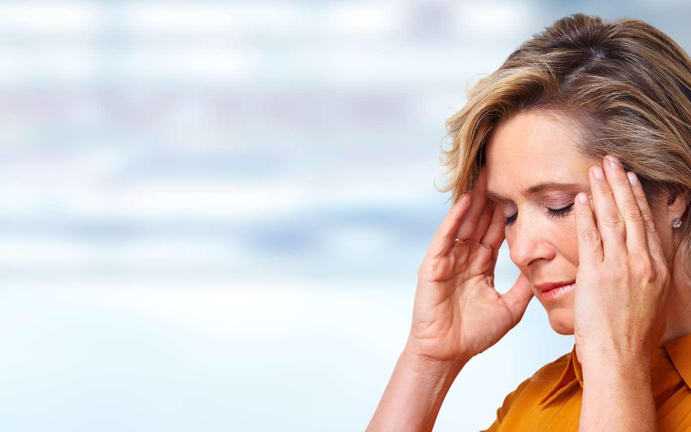 La migraine est une douleur chronique fréquente. © Kurhan, Fotolia