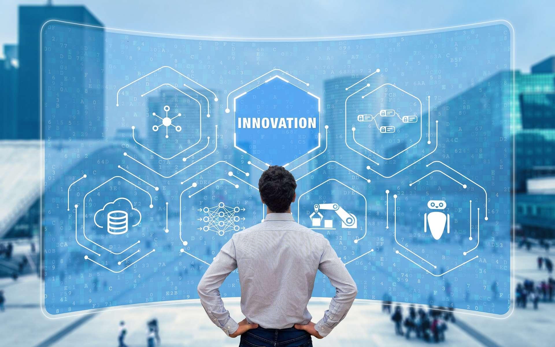 L'ingénieur R&D cherche à développer des produits innovants grâce notamment à l'utilisation de technologies émergentes. © NicoElNino, Adobe Stock.