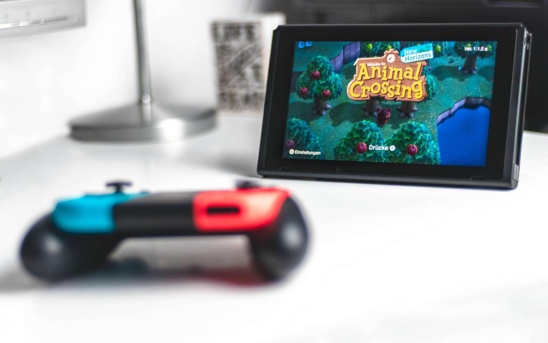 Bon plan Nintendo Switch : Animal Crossing New Horizon à moins de 50 € © Sara Kurfeß, Unsplash