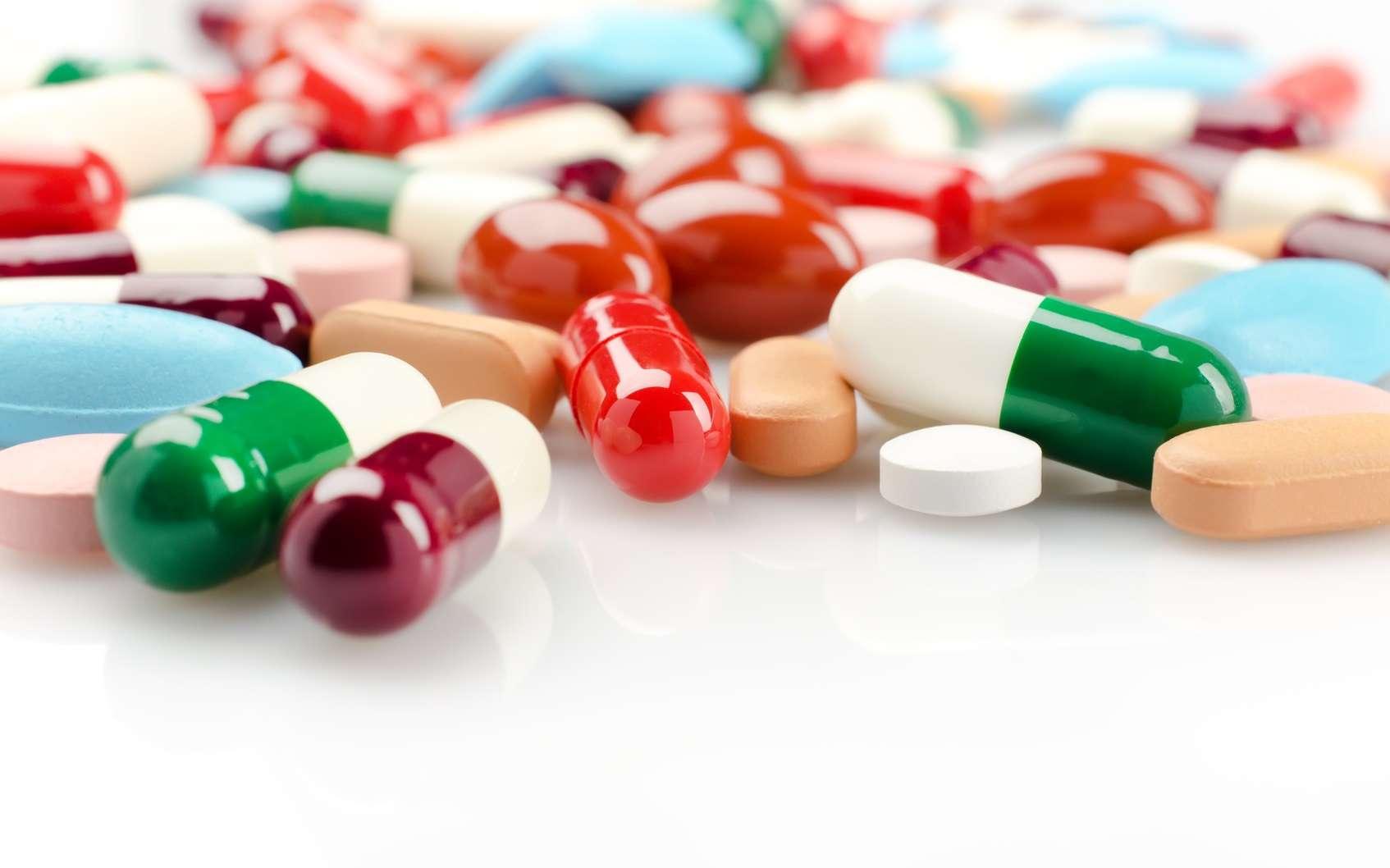 Les antibiotiques ont un effet nocif sur la flore intestinale et ne favorisent pas l'action immunitaire. © Grycaj, Fotolia