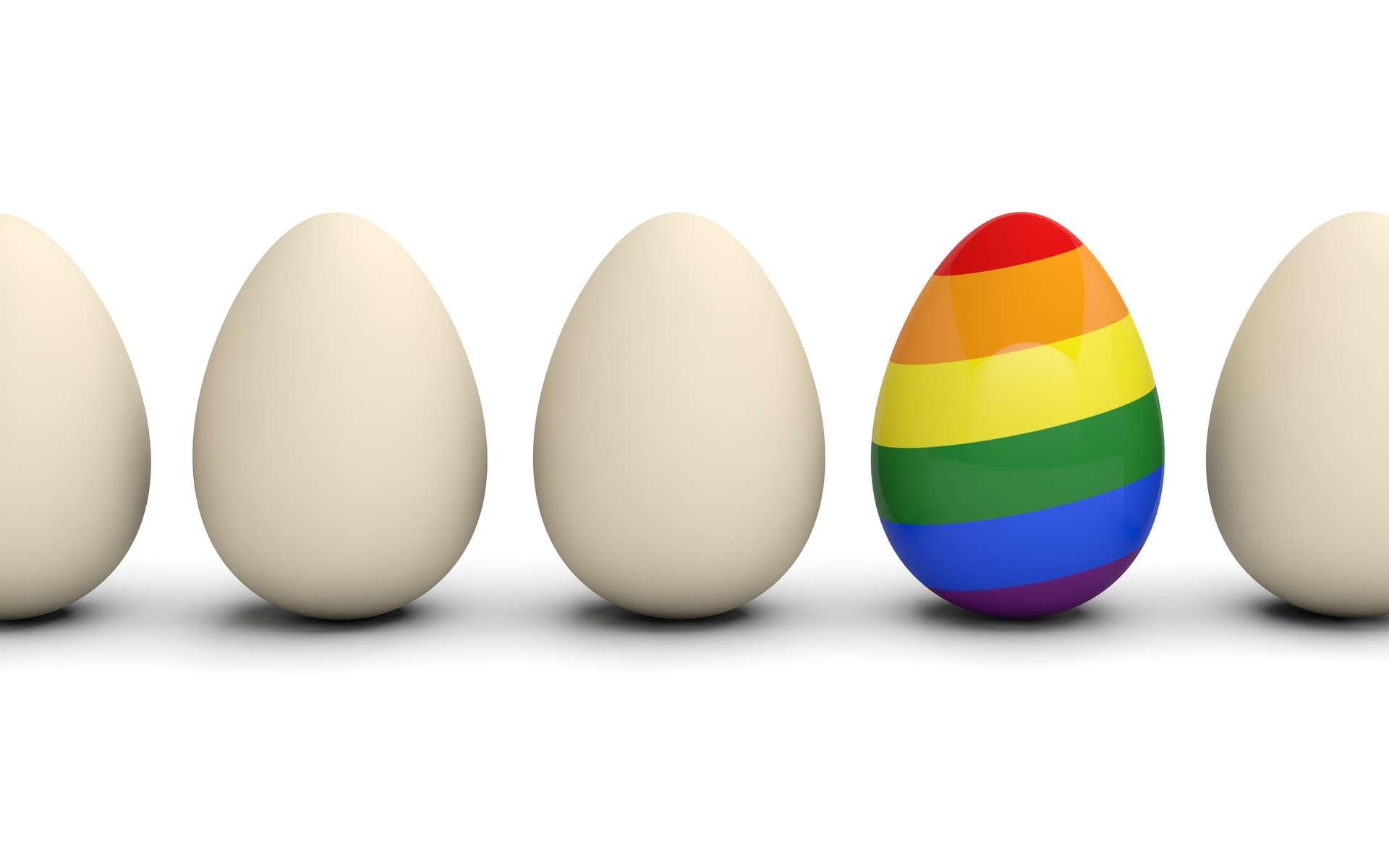 Loin d'être prudes, nos ancêtres étaient peut-être sexuellement omnivores. © Esoxx, Adobe Stock