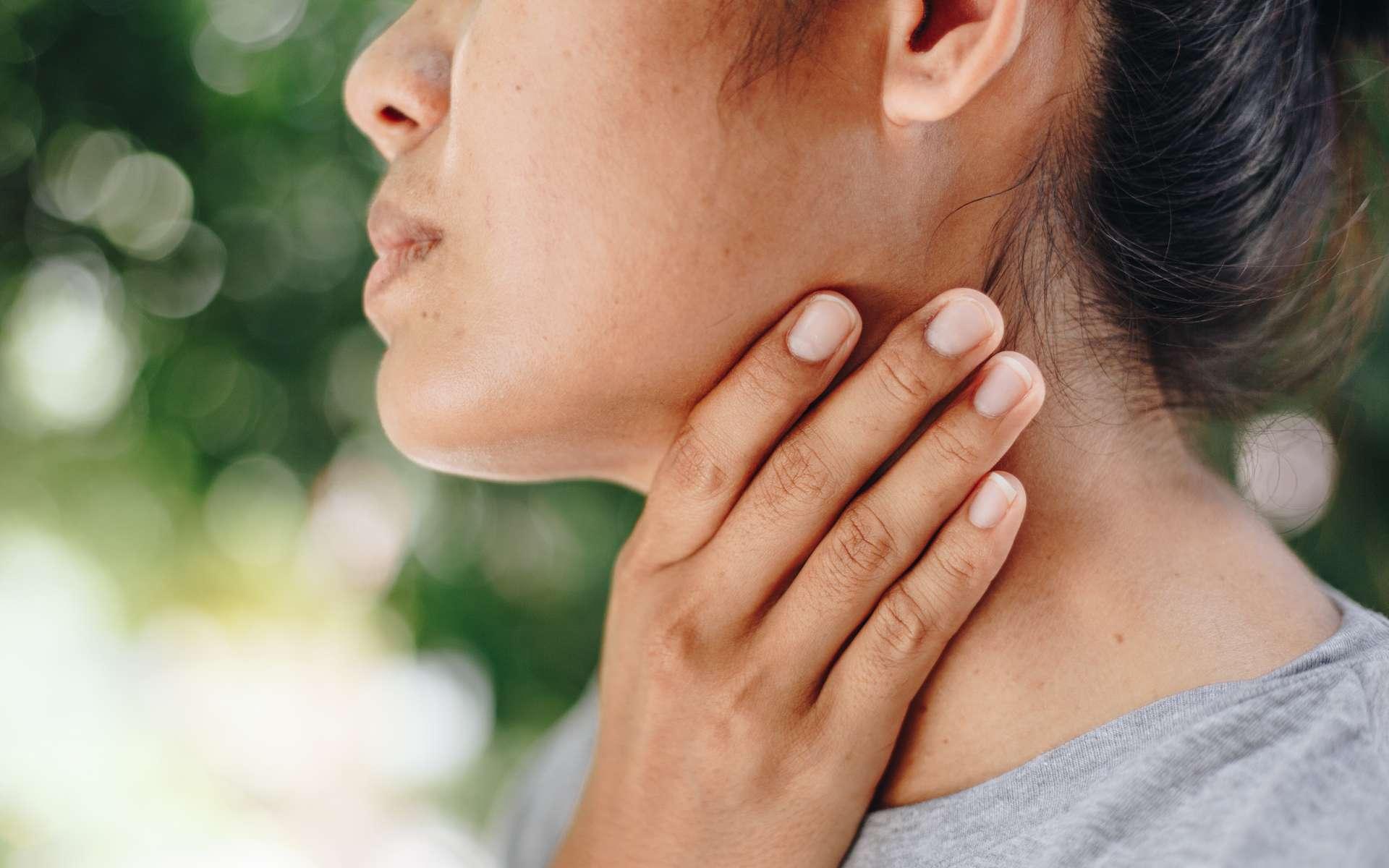 Les cancers de la tête et du cou représentent 4 % des cancers dans le monde. © anut21ng Stock, Adobe Stock