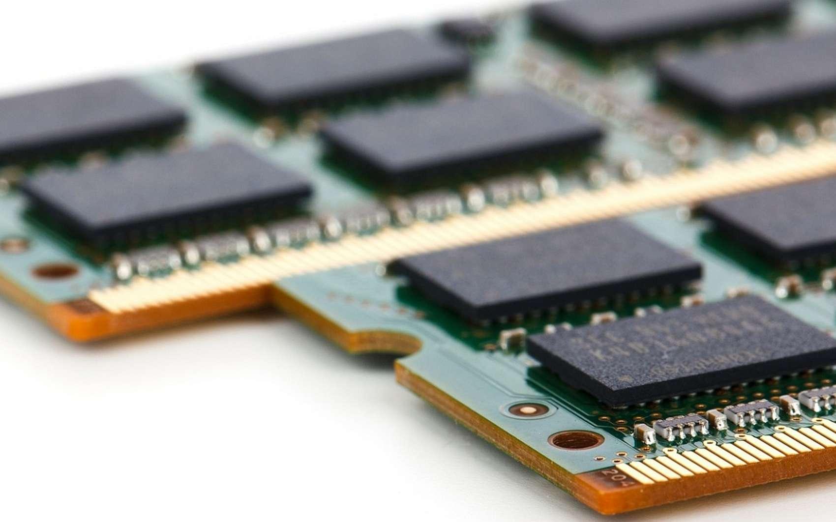 Comment choisir sa mémoire vive RAM ? © PublicDomainPictures 17907, Pixabay
