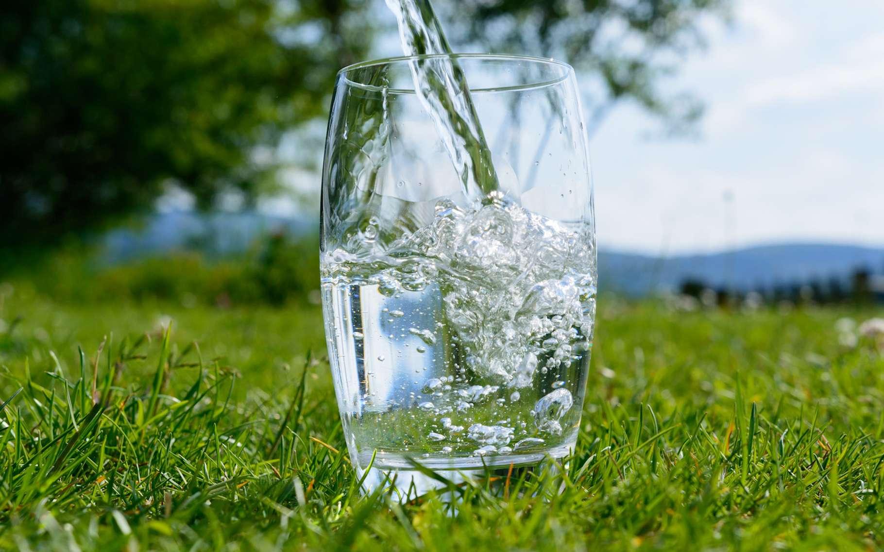 Des chercheurs australiens proposent un filtre à eau à base de métaux liquides et qu'ils qualifient de «durable, écologique, évolutif et économique». © Tobias, Fotolia
