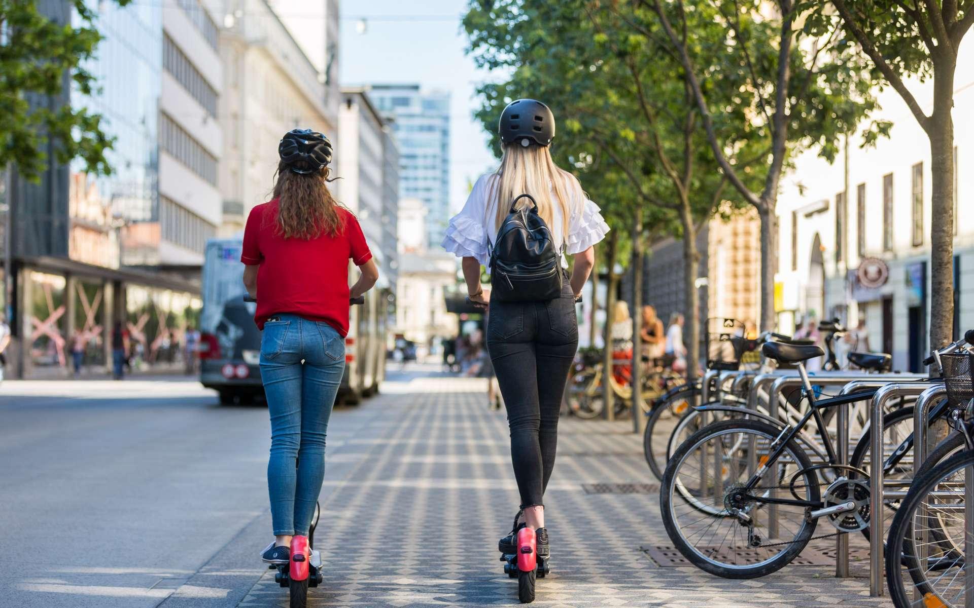 Environnement, transport, économies d'énergie, mode de vie durable… Ces start-up sélectionnées par EDF Pulse préfigurent le monde de demain. © fotogestoeber, Adobe Stock