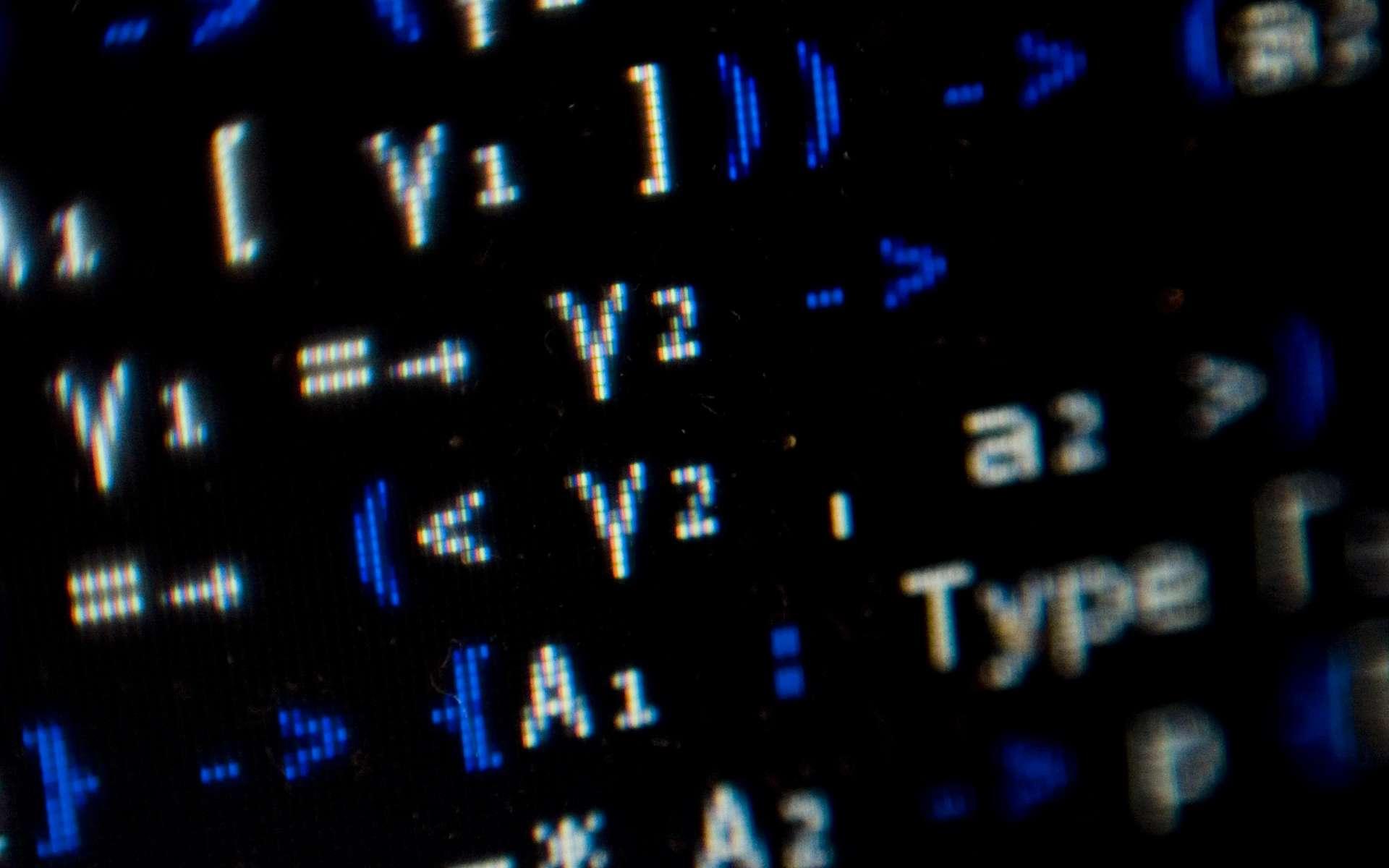 Pour le moment, l'IA DeepCoder peut créer un programme contenant environ cinq lignes de code. © Kavzov, Fotolia