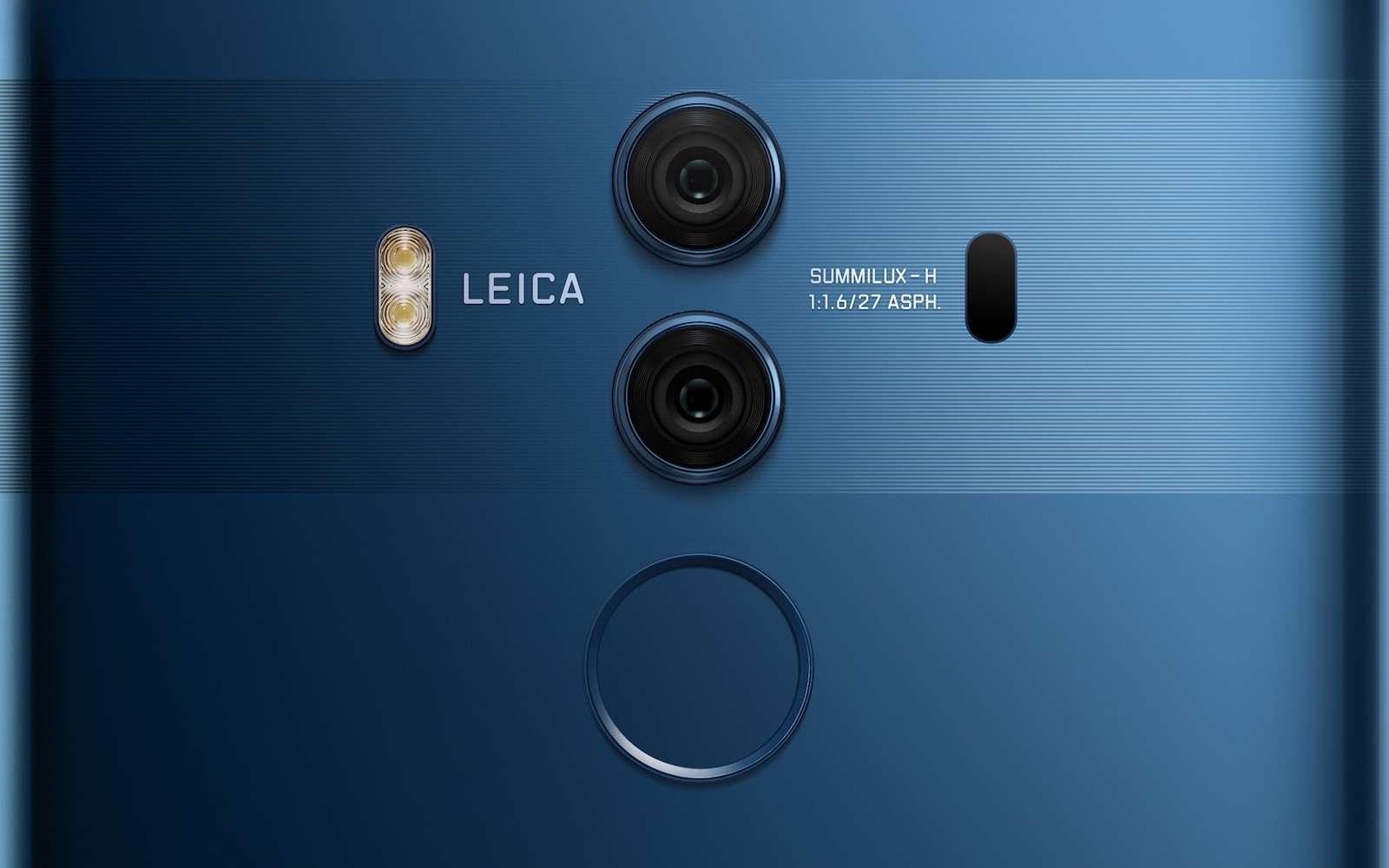 Huawei pourrait aller plus loin qu'Apple avec la prise de vue en 3D intégrée dans un smartphone © Huawei