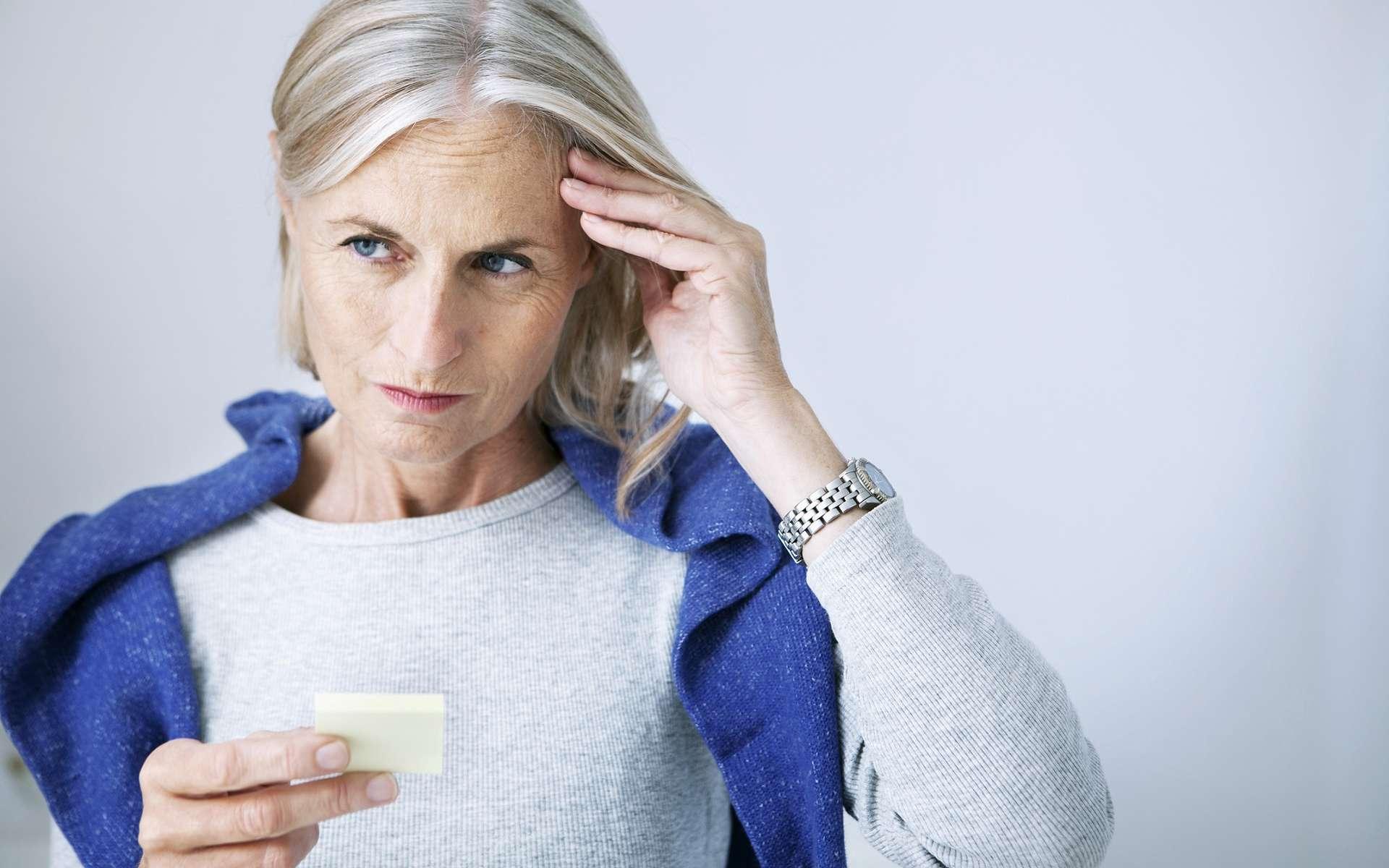 La mémoire de travail permet de traiter et de stocker des informations à court terme. © Image Point Fr, Shutterstock