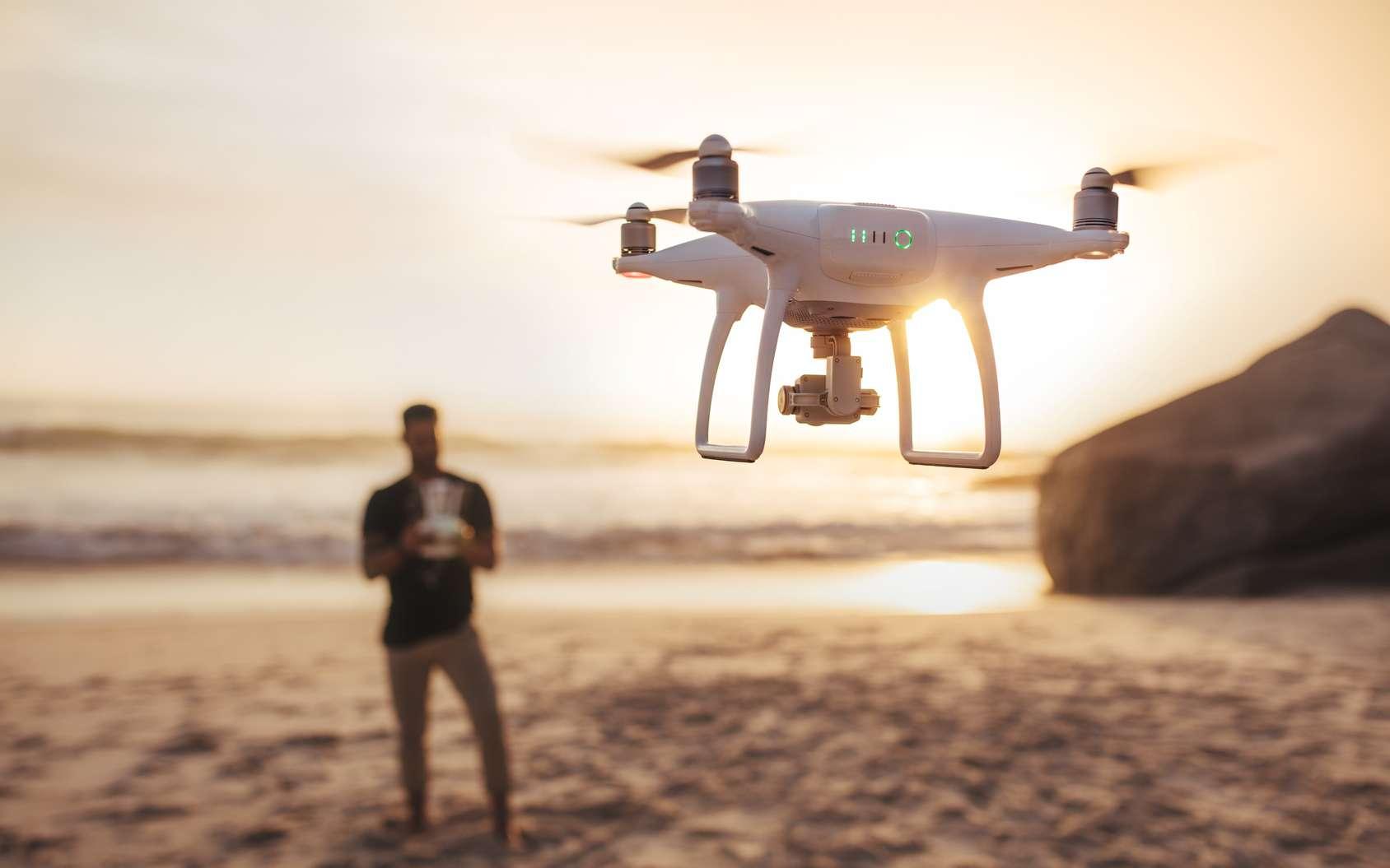 Les festivals de film de drones existent dans de nombreux pays. © Jacob Lund, Fotolia