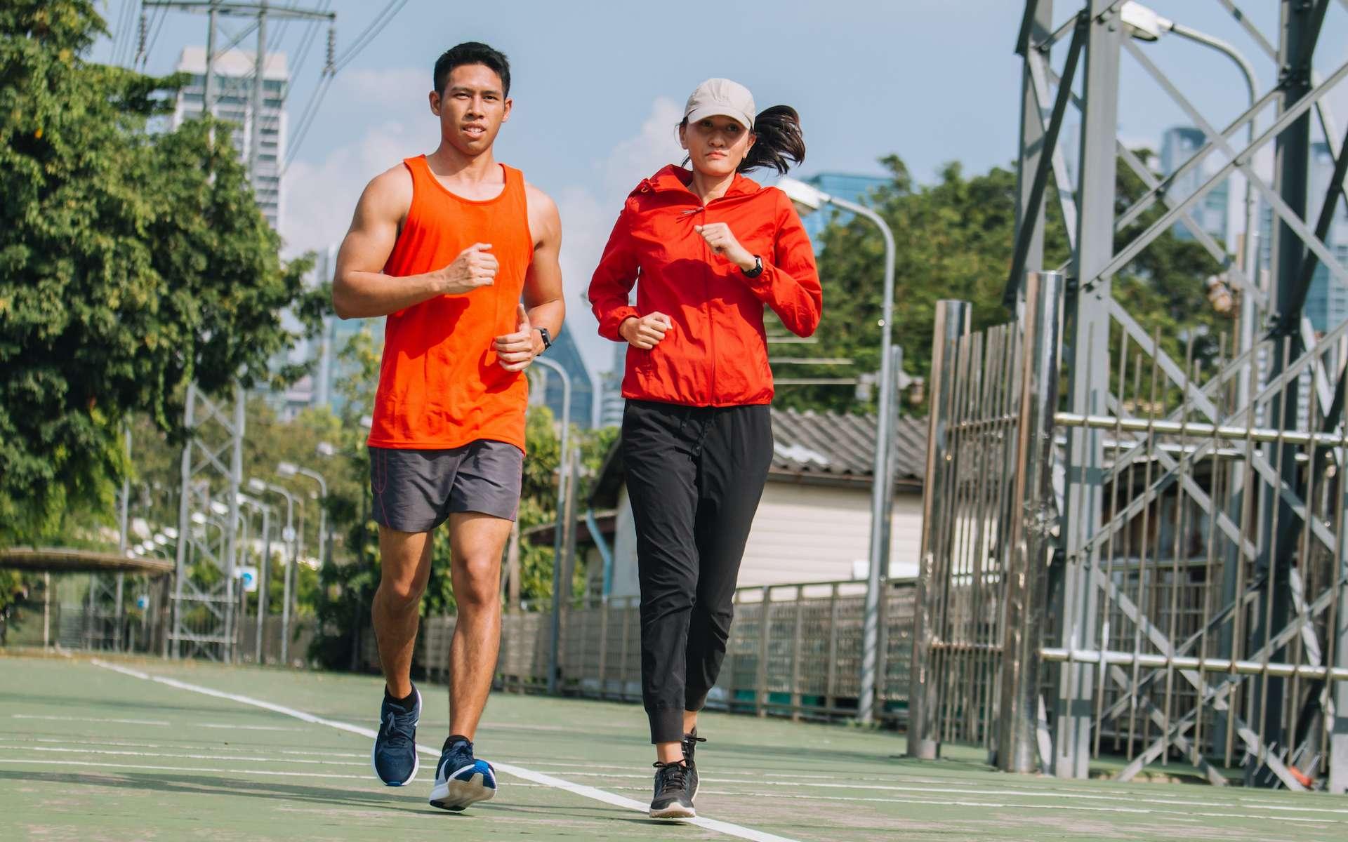 Peut-on attraper le coronavirus en faisant son jogging ? © only_kim, Adobe Stock