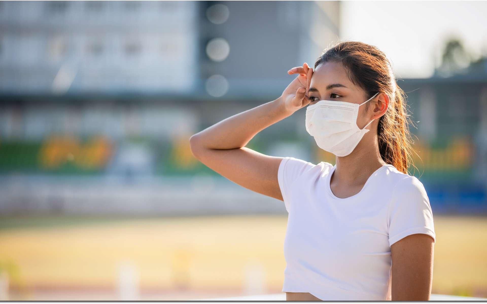 Les changements de climat saisonniers n'auront que peu d'influence sur un ralentissement ou un arrêt de l'épidémie. © tuiphotoengineer, Adobe Stock