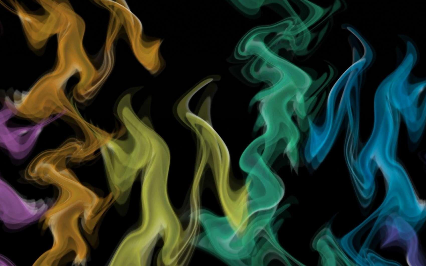 Le phénomène de feu follet peut s'observer partout dans le monde. © Pixabay