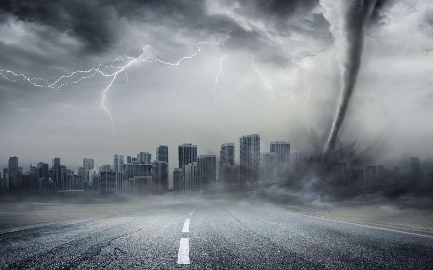 Les tornades les plus impressionnantes se produisent généralement aux États-Unis. © Romolo Tavani, Fotolia