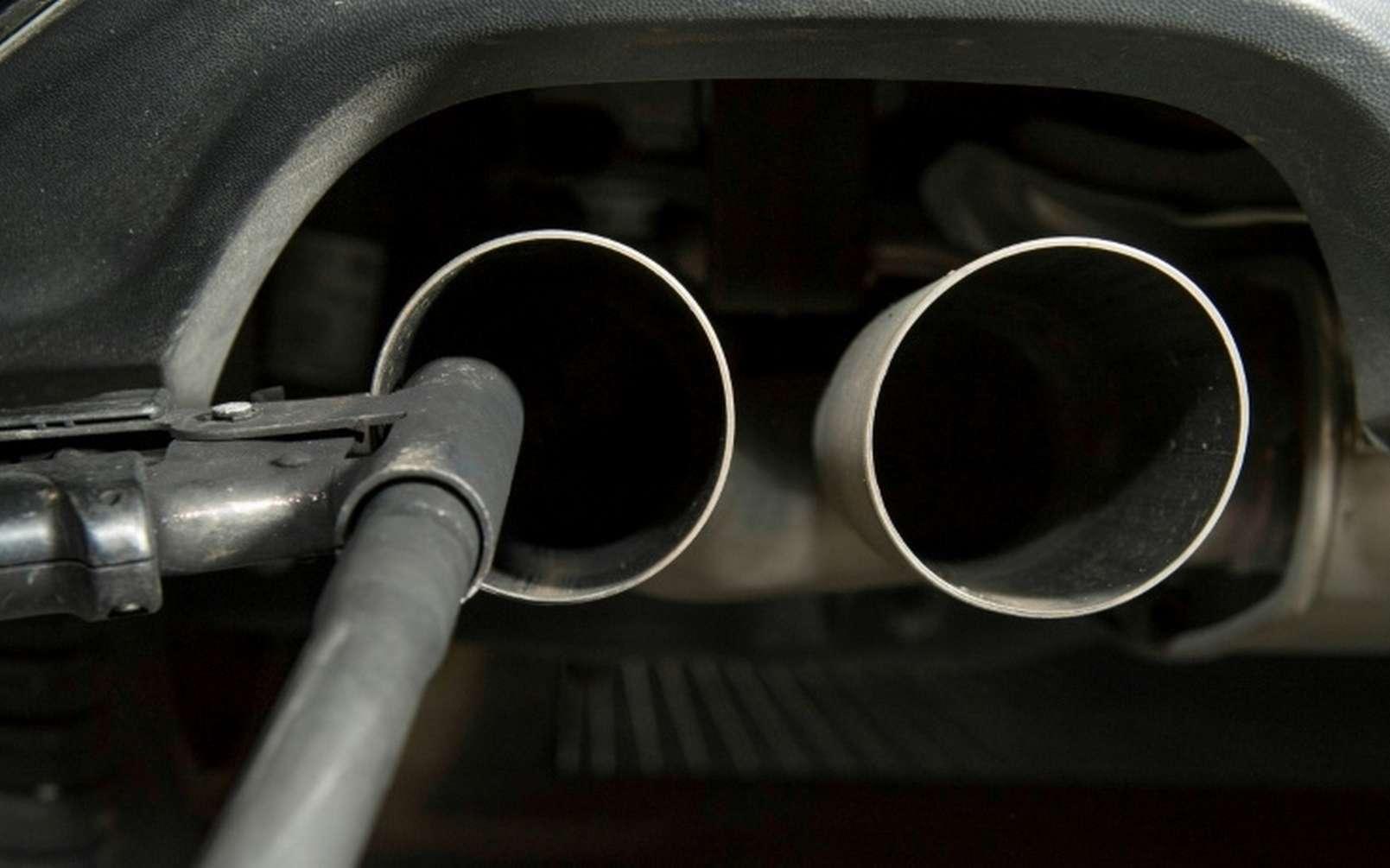 Les SUV, 4x4 urbains très populaires, ont été la deuxième source d'augmentation des émissions de dioxyde de carbone (CO2) dans le monde entre 2010 et 2018 © Thomas Kienzle, AFP, Archives