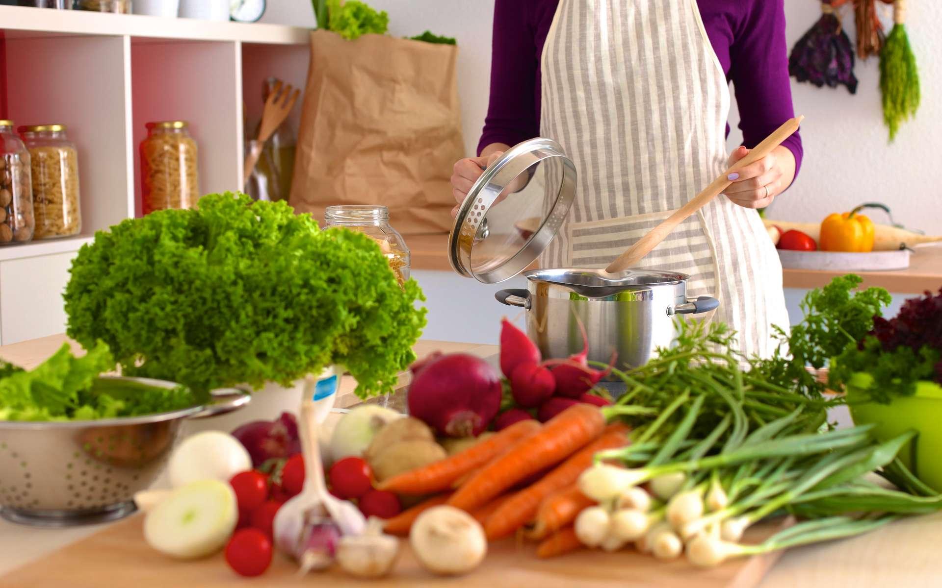 Comment notre alimentation a été impactée par les mesures sanitaires ? © lenetsnikolai, Adobe Stock