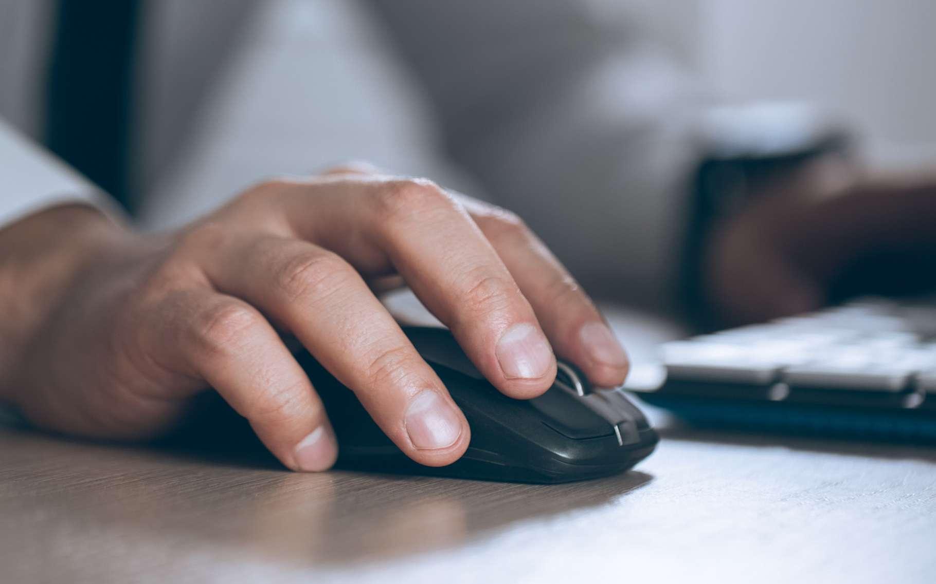 La souris est un système de pointage qui nous permet d'exploiter pleinement les capacités de notre ordinateur. © sibashouse, Fotolia