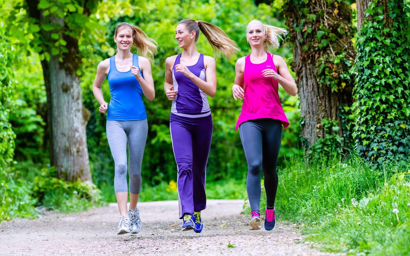 La course à pied serait l'un des sports les plus efficaces pour vivre plus longtemps. © Kzenon, Fotolia