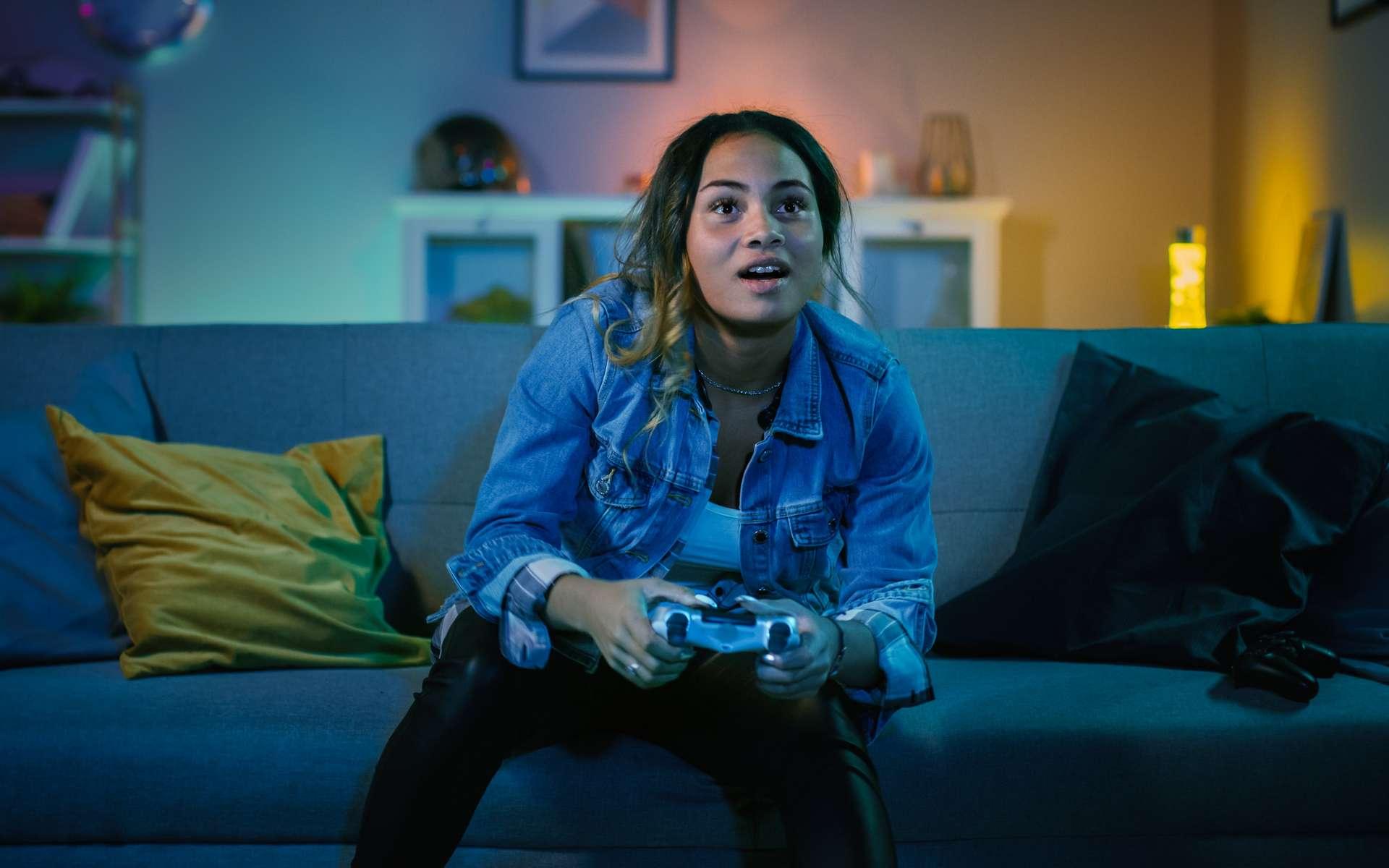 Le futur des jeux vidéo passera par la télévision selon Microsoft. © Gorodenkoff, Getty Images