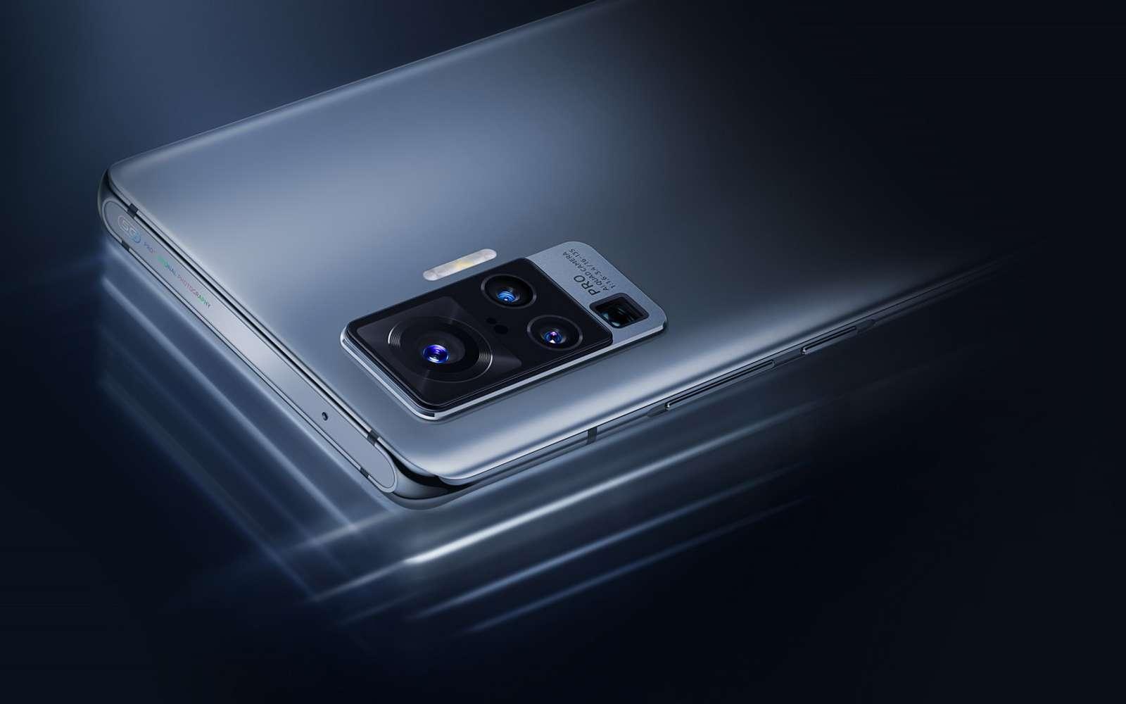 Vivo a intégré un système de stabilisation à cardan dans ses nouveaux smartphones X50 Pro et X50 Pro Plus © Vivo