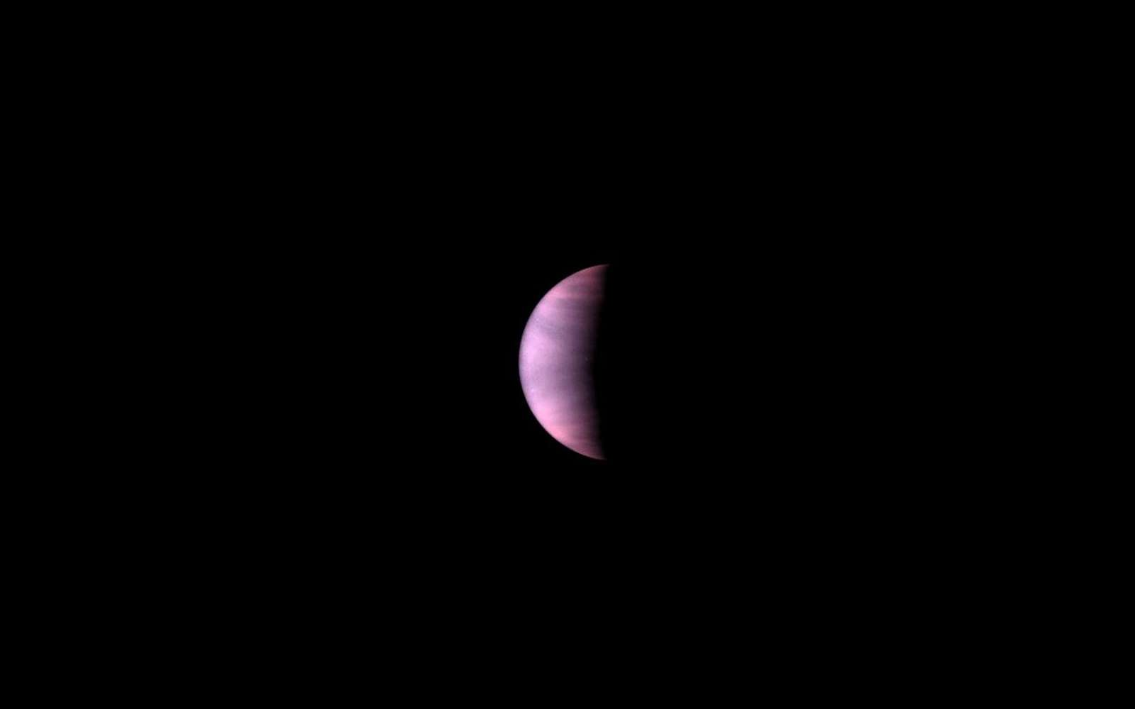 Vénus photographiée par hubble en 1995. © Nasa, ESA, Hubble