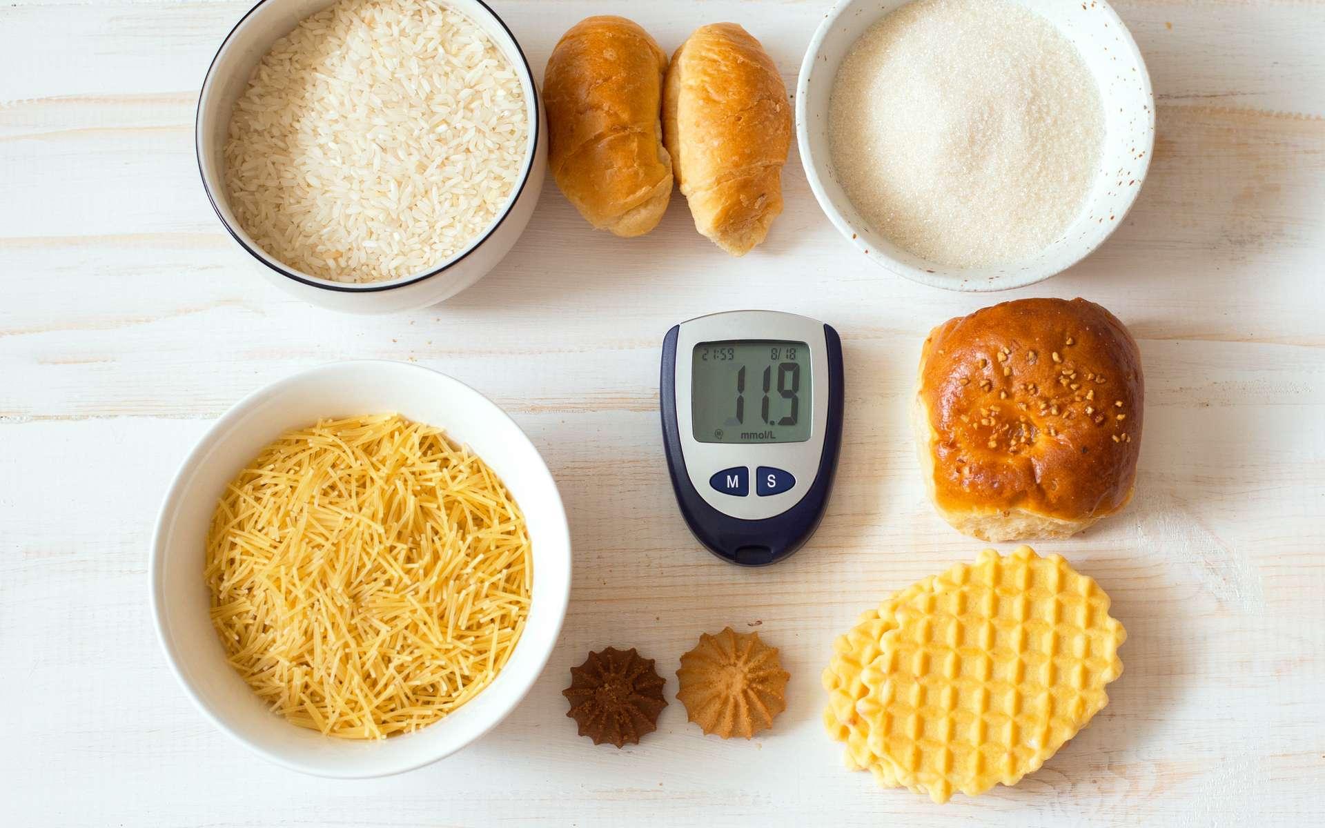 Que faut-il préférer entre peu et beaucoup de glucides dans l'assiette du diabétique de type 2 ? © annata78, Adobe Stock
