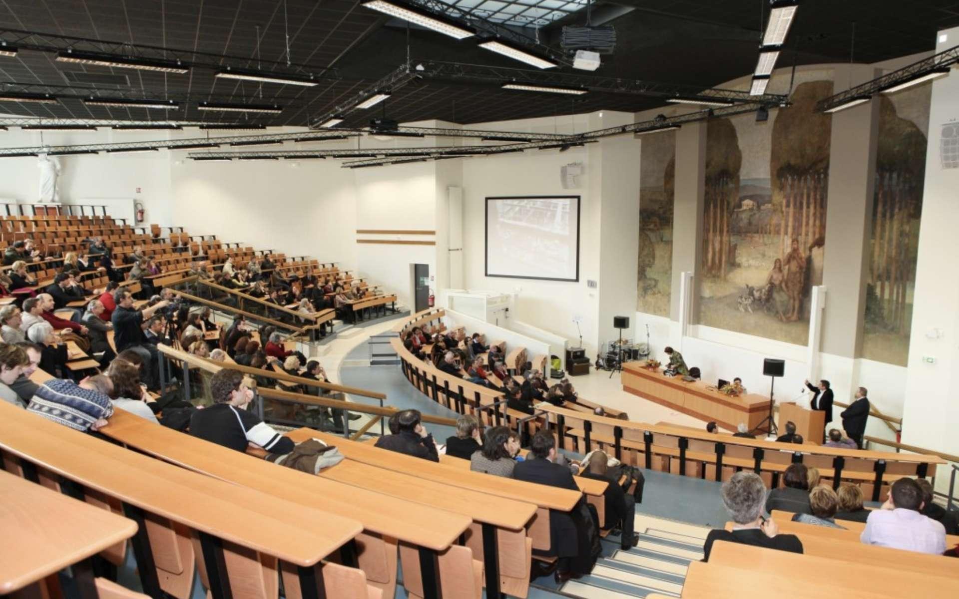 L'université de Toulouse 1, l'une des plus cotées en France, où Jean Tirole, prix Nobel d'économie, a enseigné.