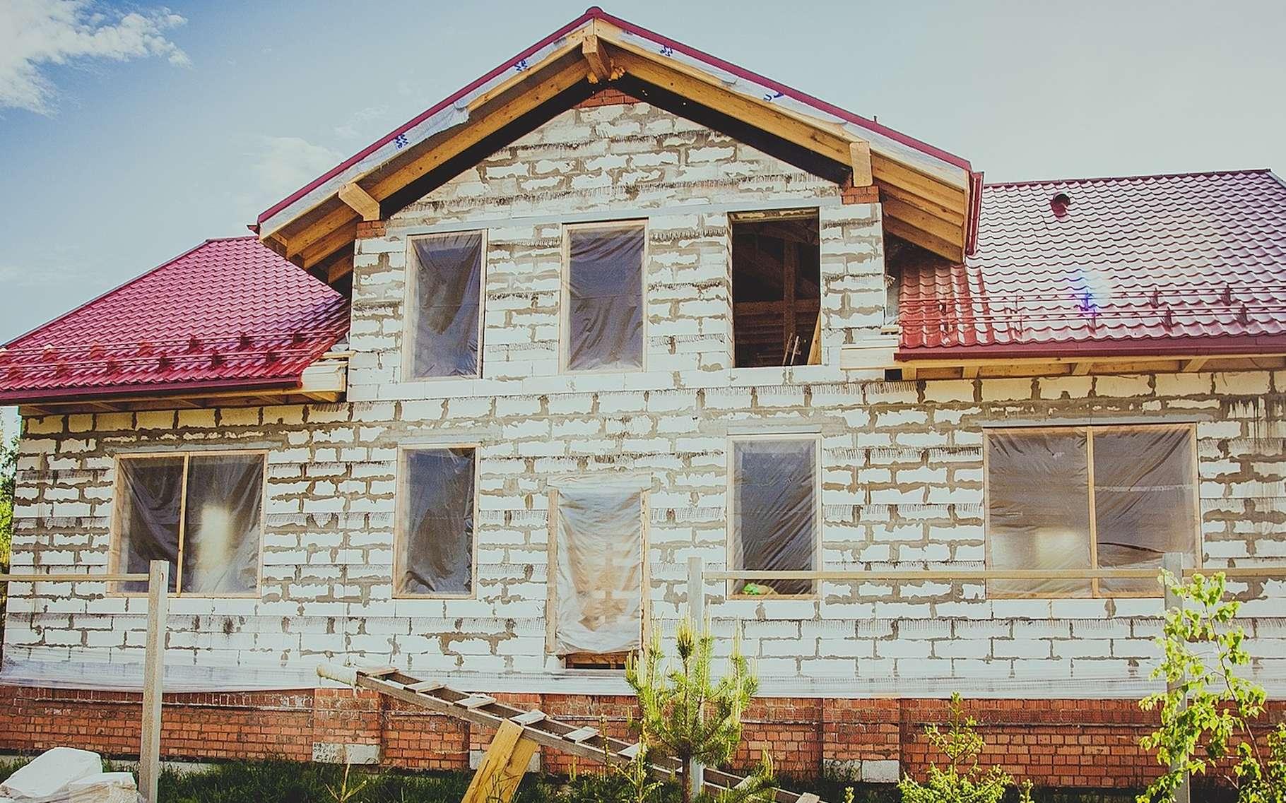 Ciment, mortier et béton sont généralement utilisés dans le domaine de la maçonnerie. Quelle est la différence entre les trois ? © Tyca, Pixabay, DP