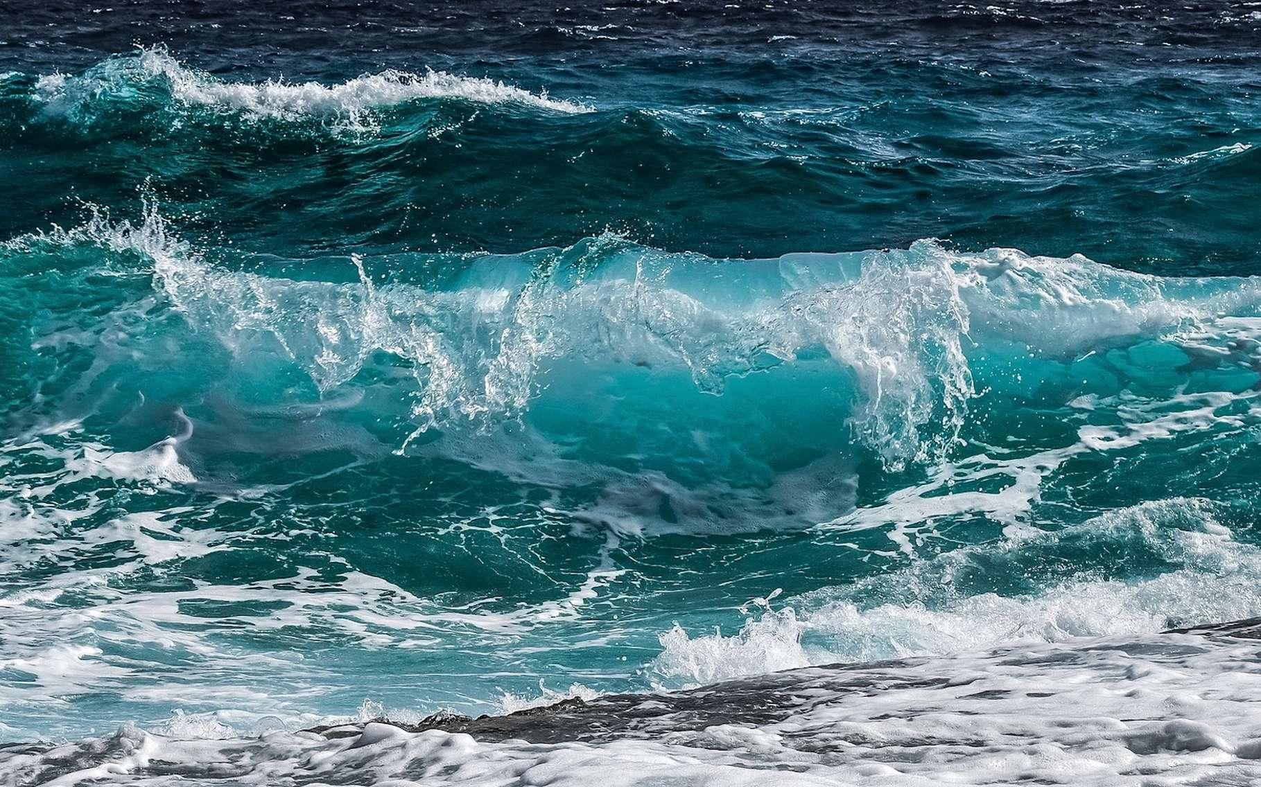 Des chercheurs de l'université de Stanford (États-Unis) ont mis au point un prototype d'électrolyseur capable de produire de l'hydrogène à partir d'eau de mer. © dimitrisvetsikas1969, Pixabay, CC0 Creative Commons