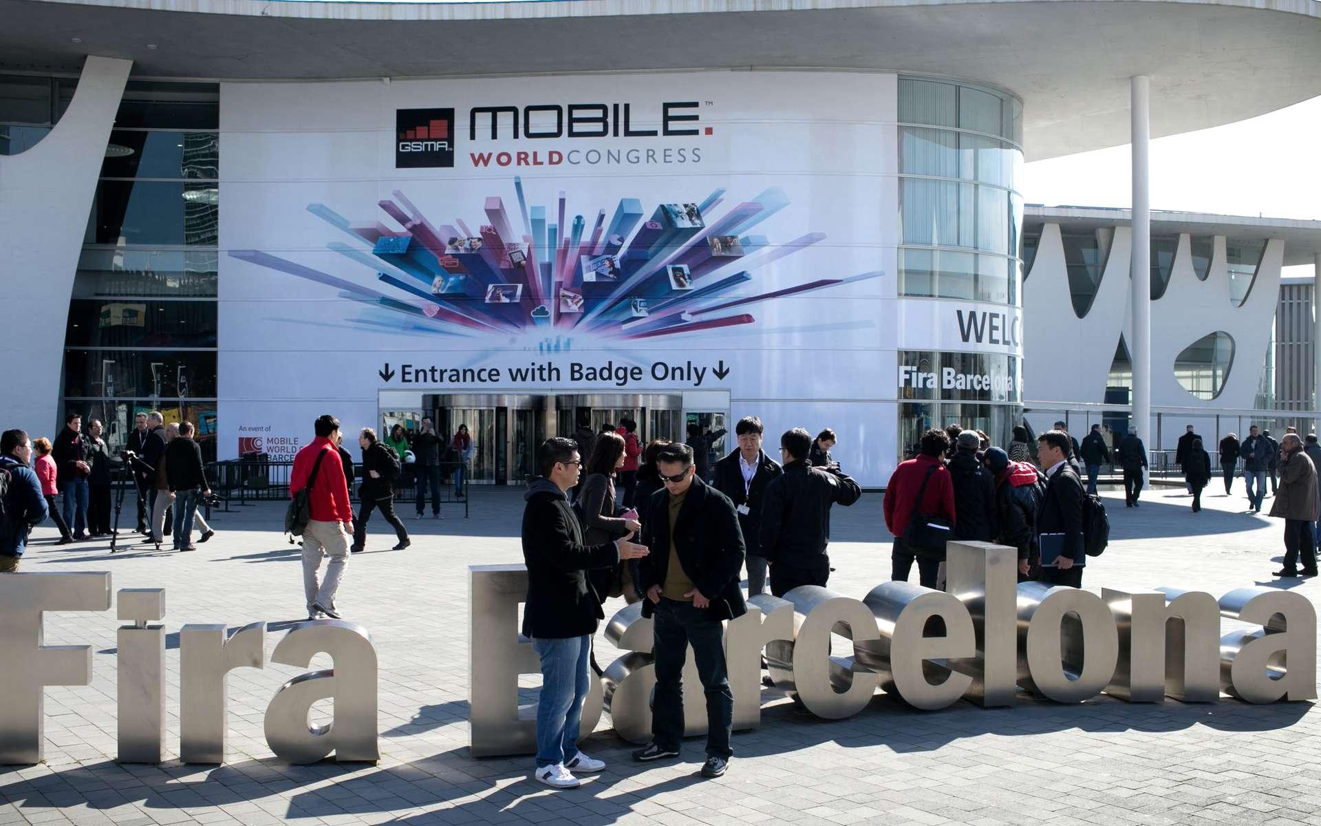 Le Mobile World Congress 2014 ouvre ses portes le 24 février, avec son lot de nouveautés. © mozillaeu, Flickr, cc by 2.0