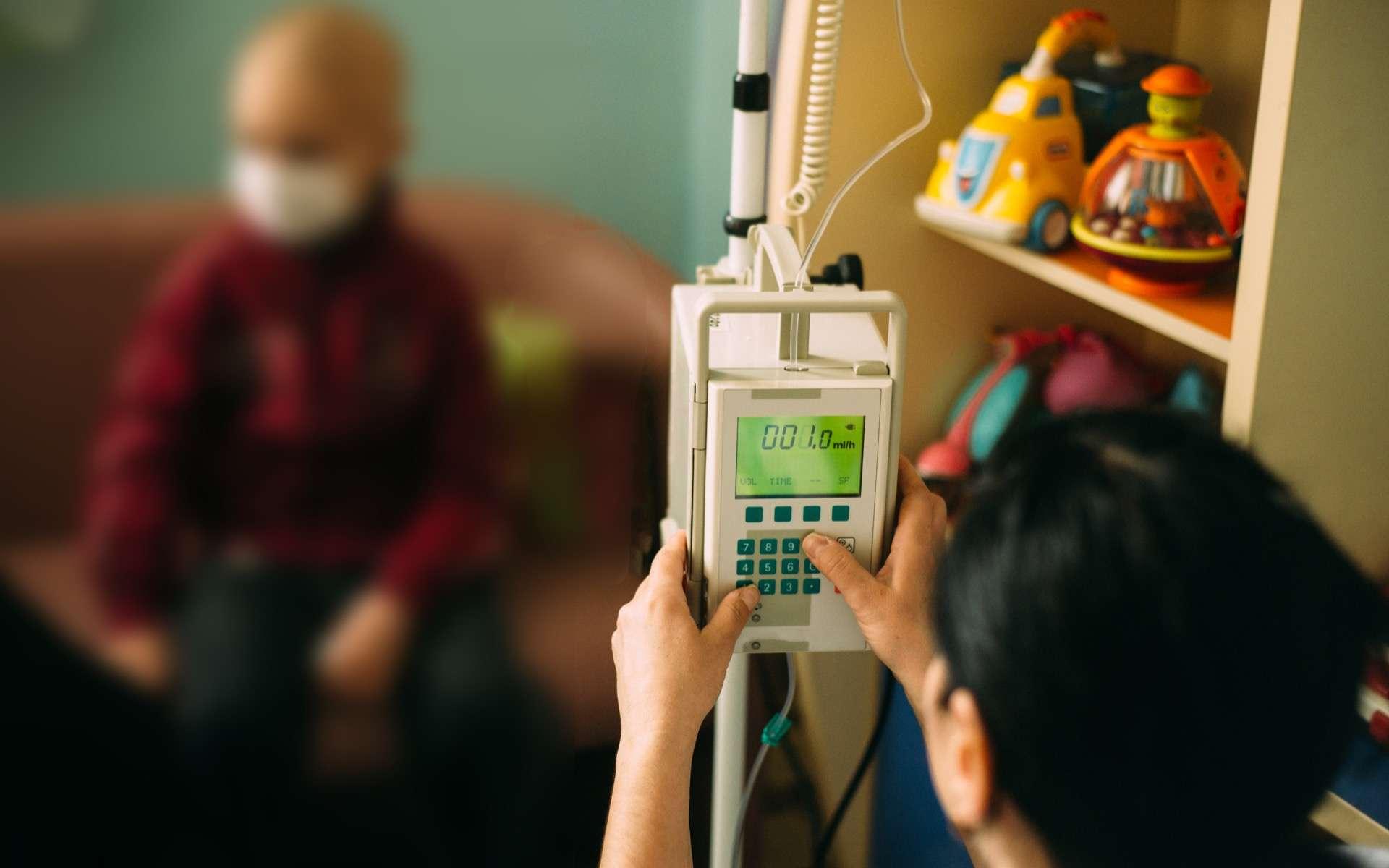 L'impact de la pandémie de Covid-19 sur les soins des cancers des enfants. © Alexandra Vishneva (Александра Вишнева), Adobe Stock