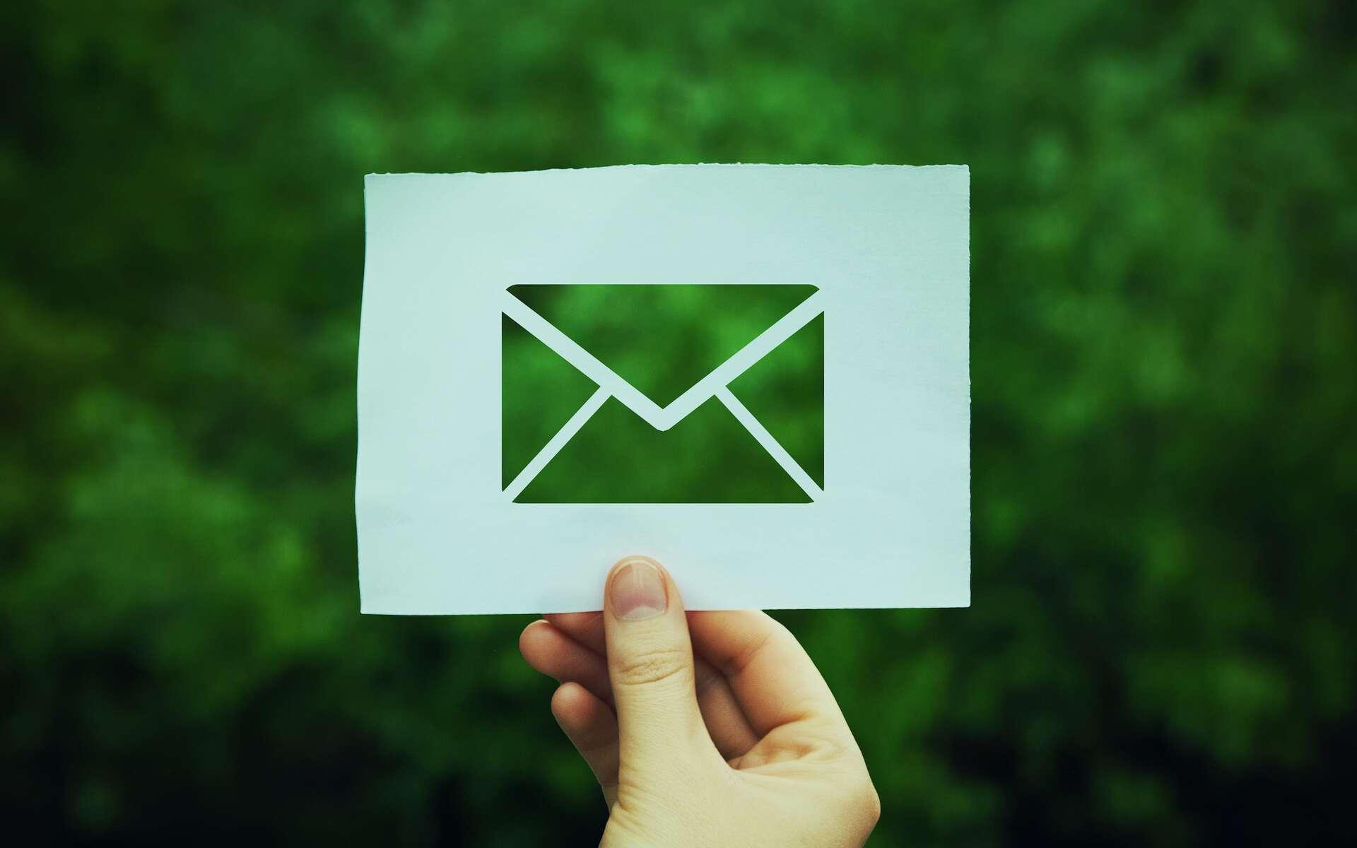 Même non ouverts, les e-mails qui arrivent dans votre boîte de réception consomment de l'énergie. © Bulat, Fotolia